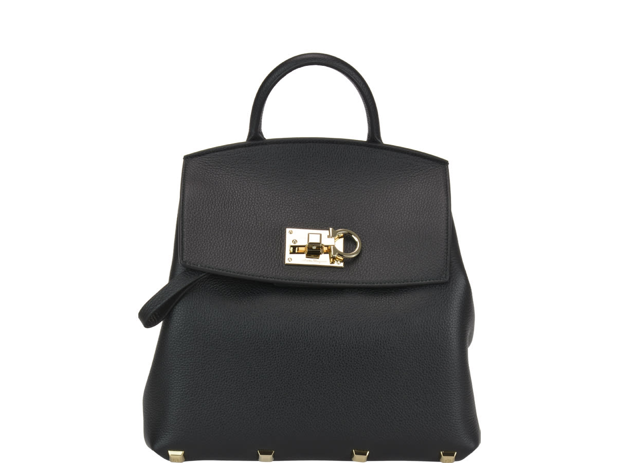 Salvatore Ferragamo THE STUDIO BACKPACK