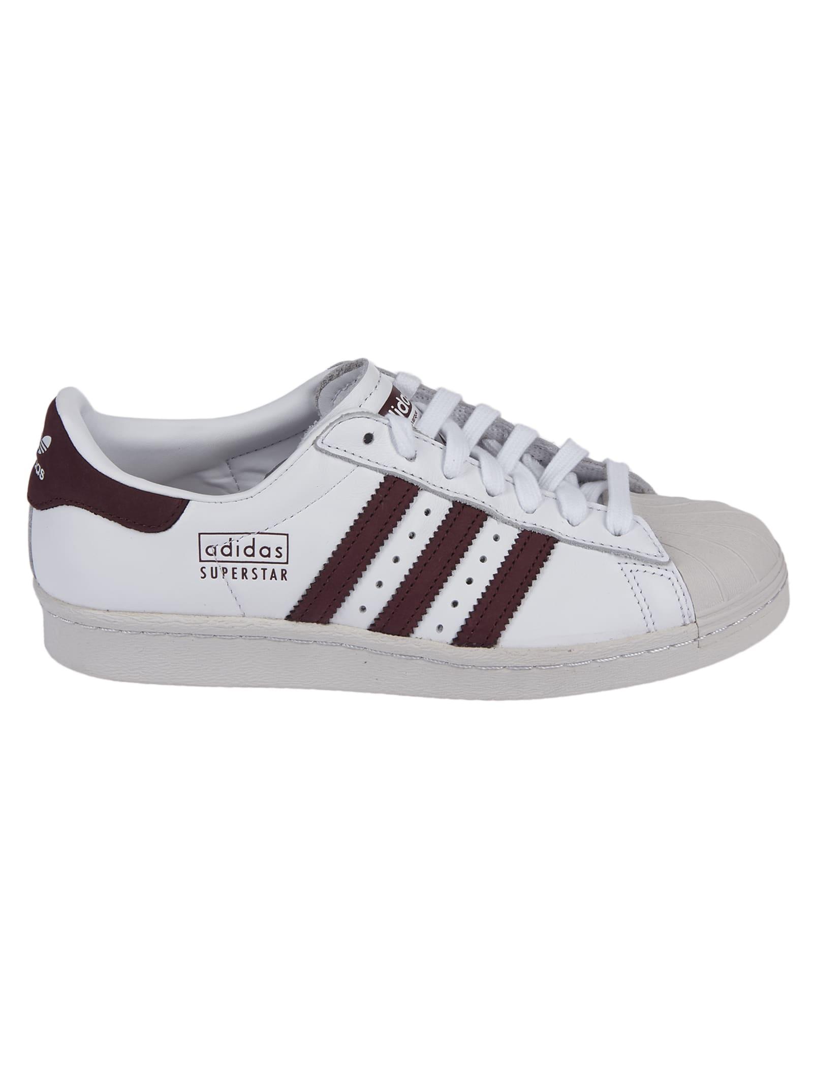 Cut Adidas Low Sneakers White Originals 29YWEDHI