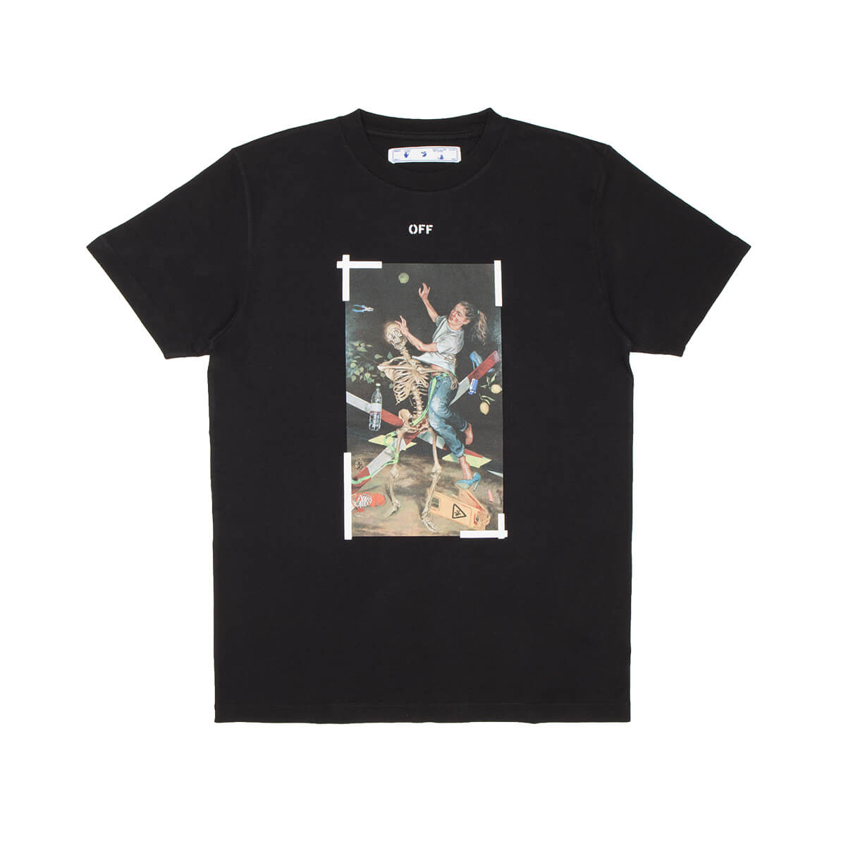 Off-White PASCAL PRINT T-SHIRT
