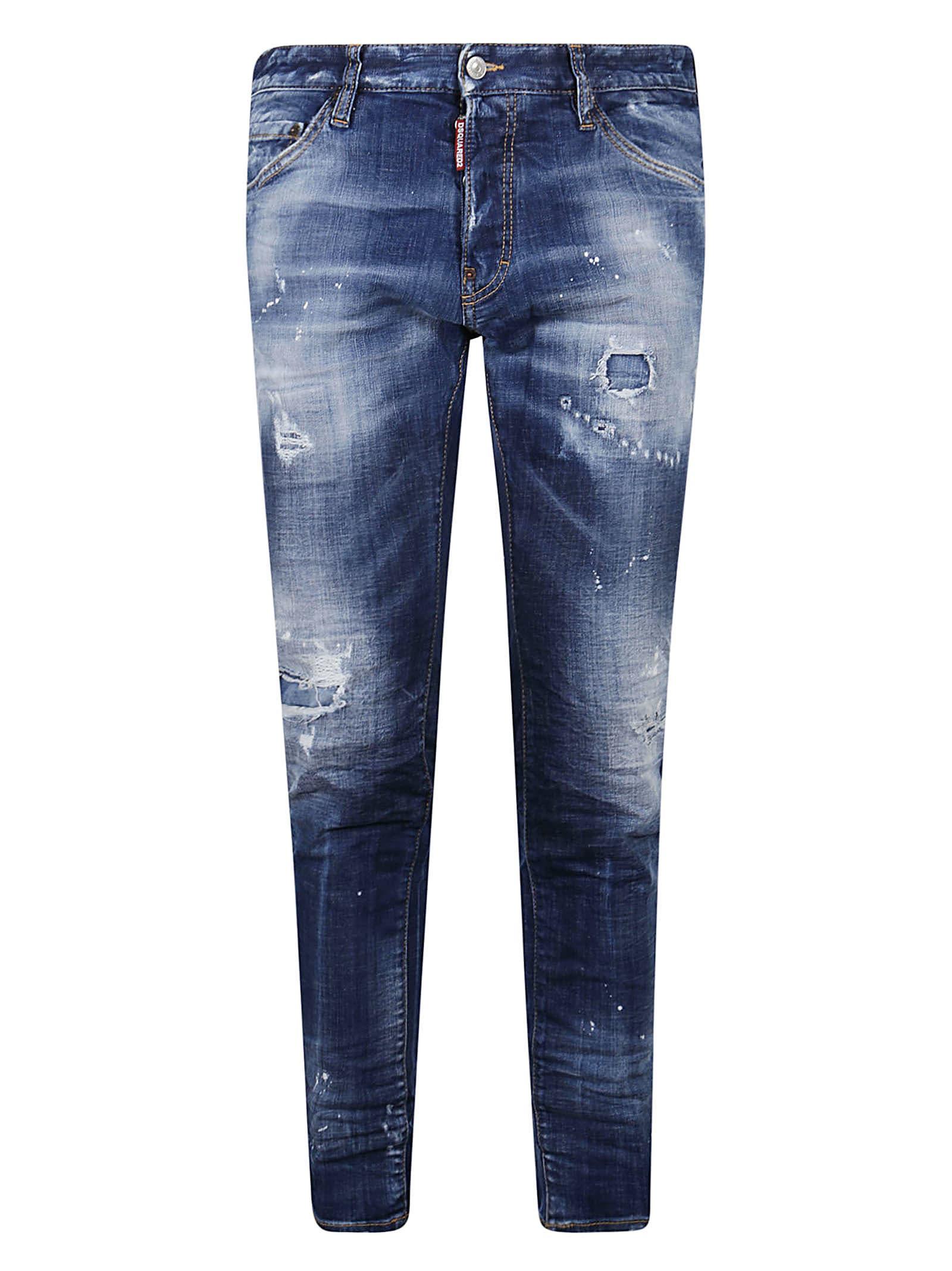 Dsquared2 Pantalone 5 Tasche