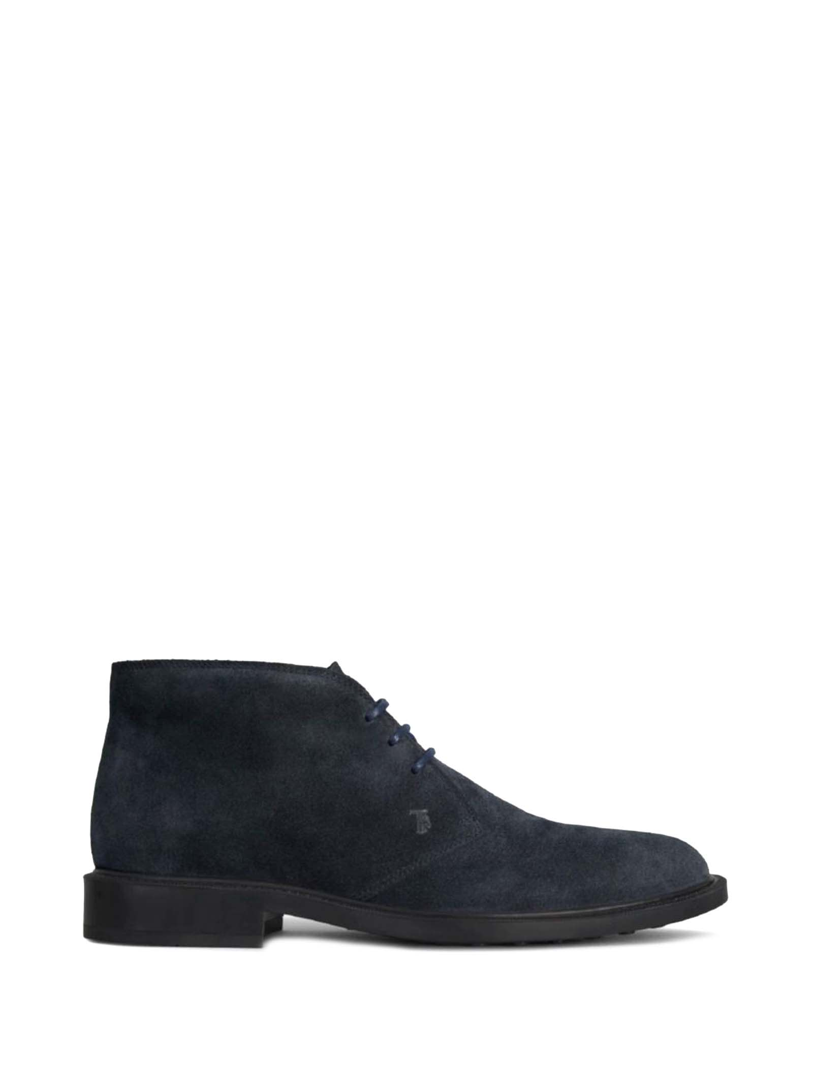 Tods Tods Suede Oxford Boots