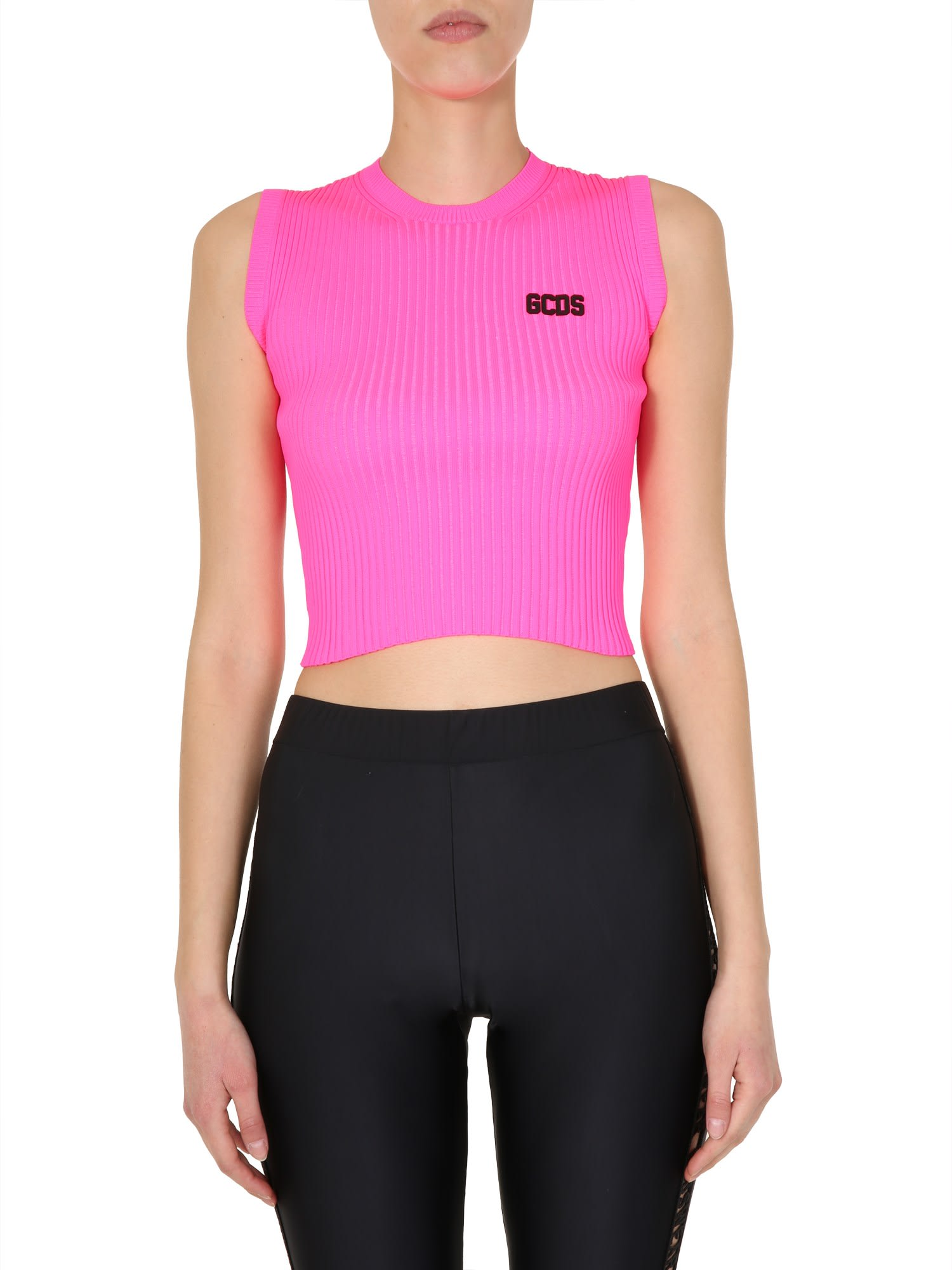 GCDS Cropped Top