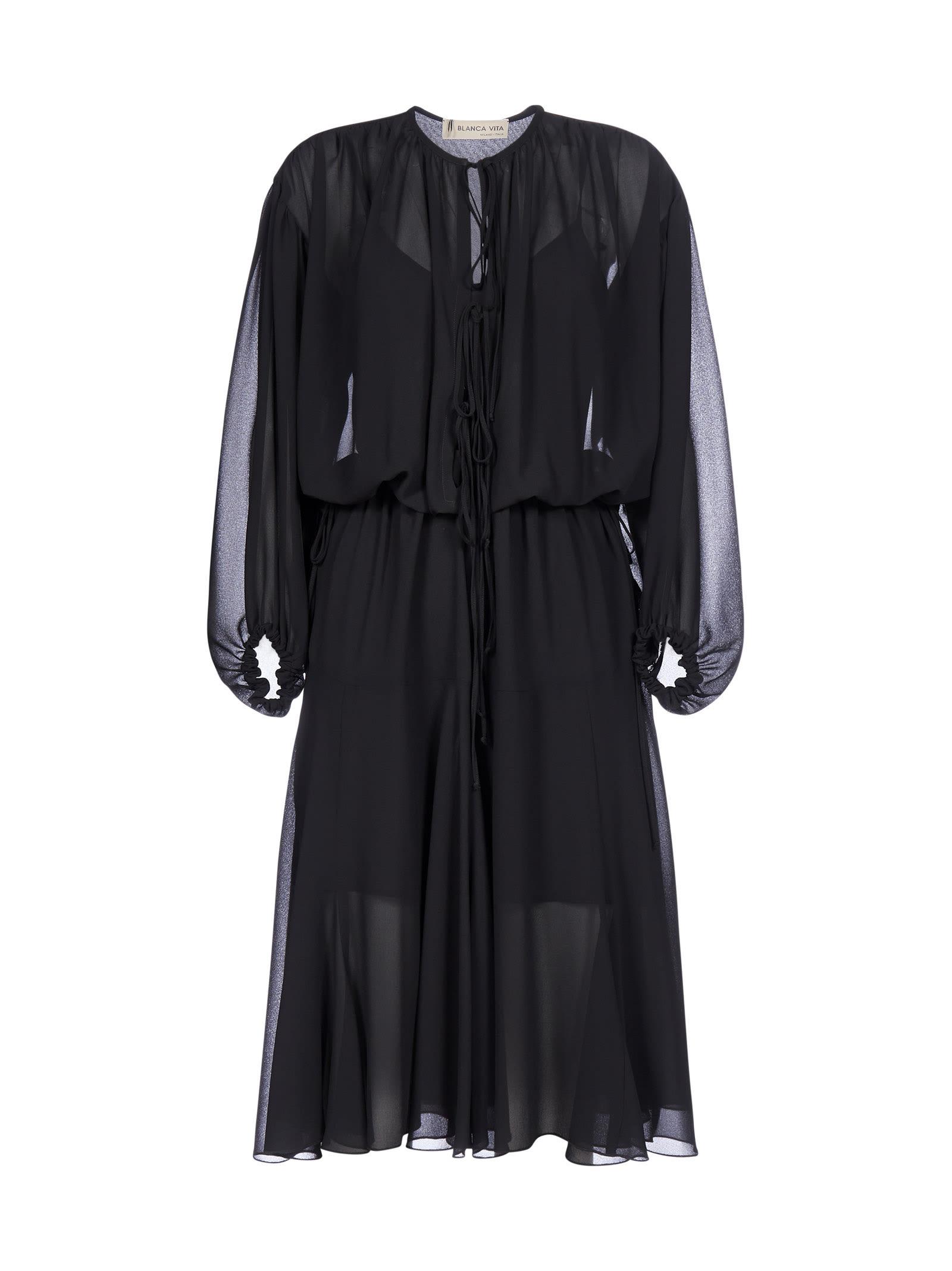 Buy Blanca Vita Dress online, shop Blanca Vita with free shipping