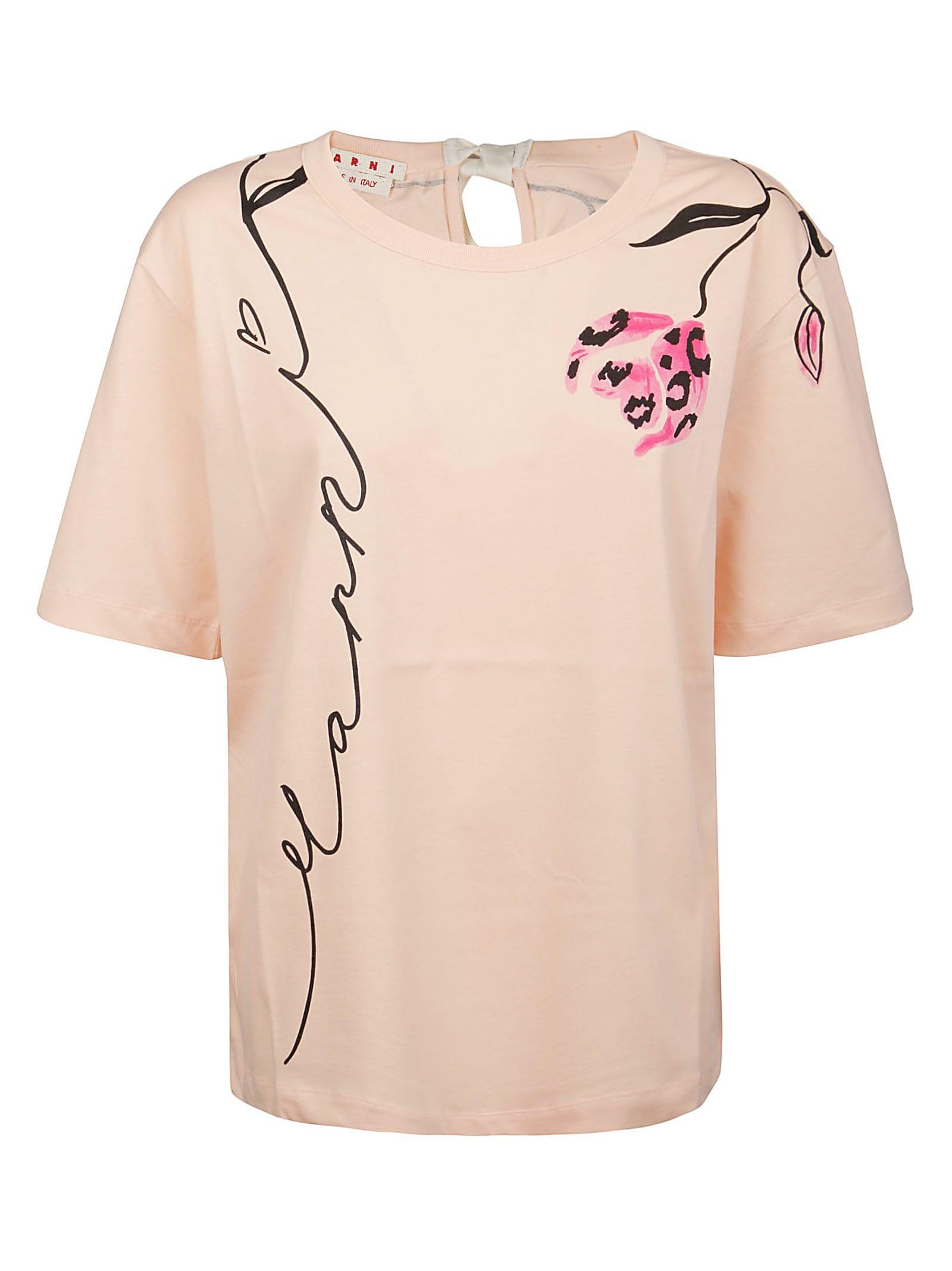 Marni T-shirts T-SHIRT