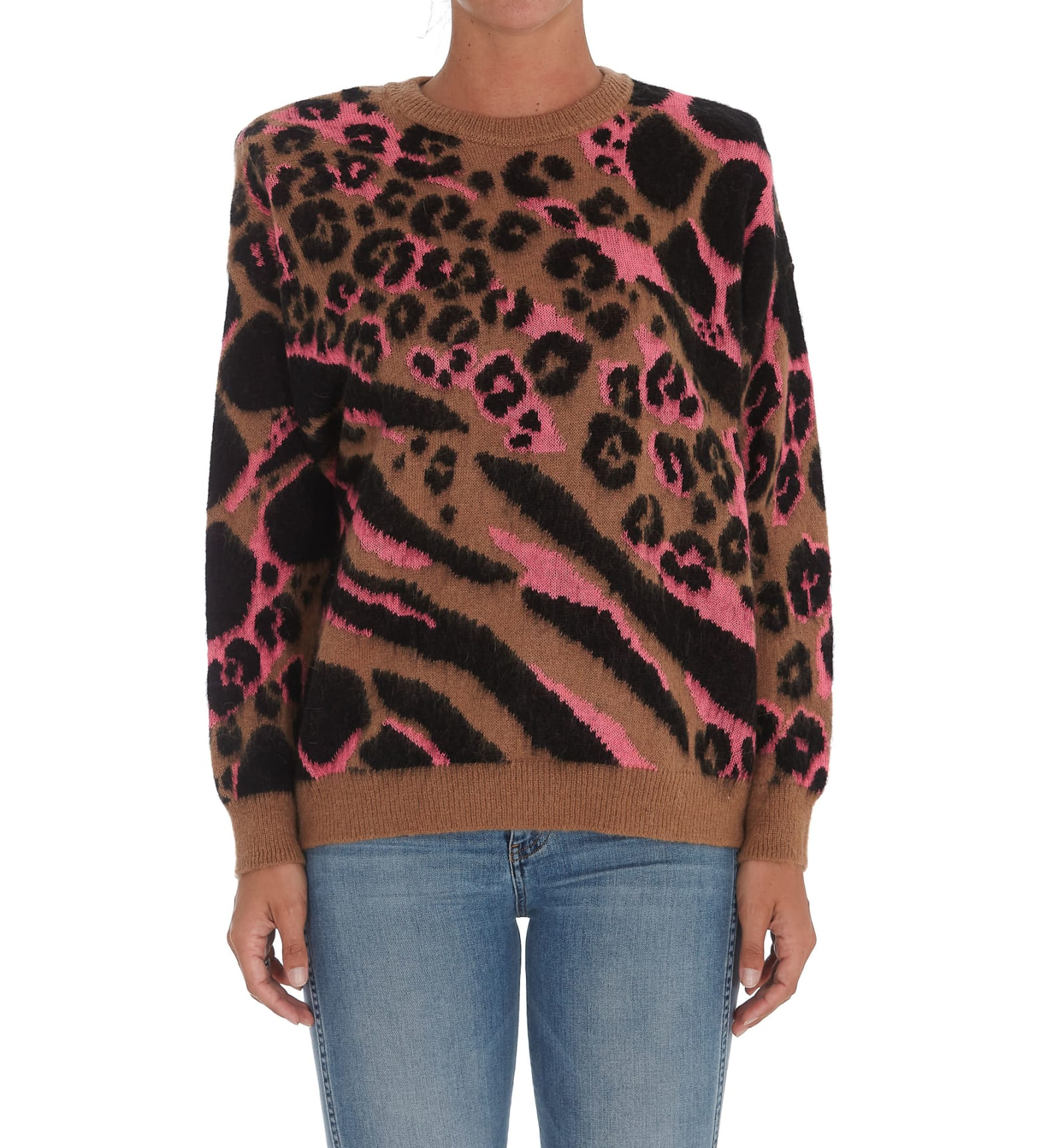 Camou Sweater