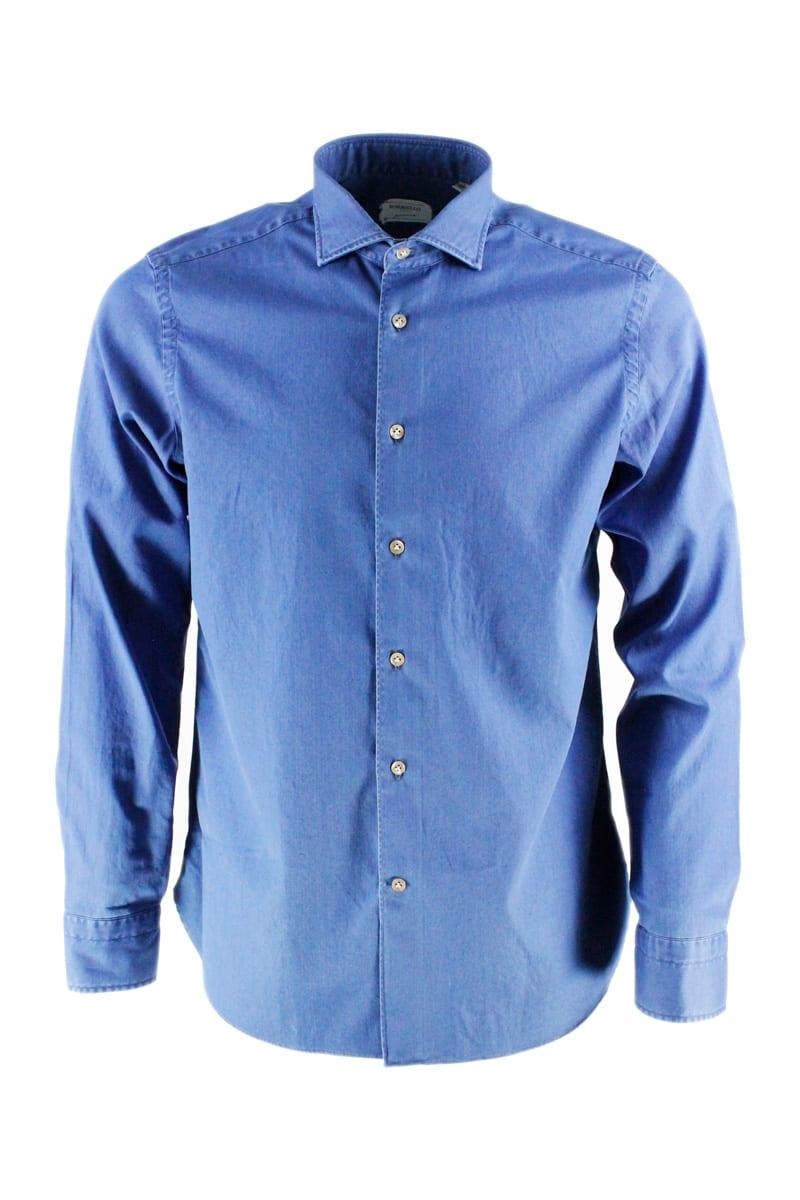 Borriello Collar Shirt