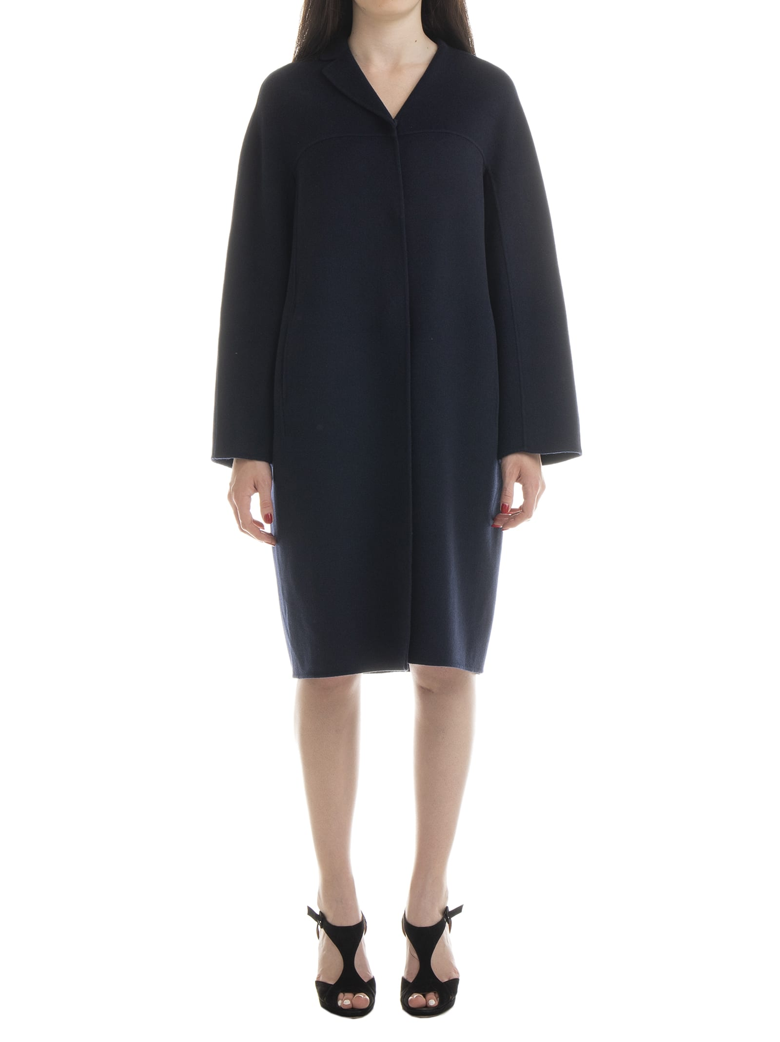 S Max Mara Here is The Cube Adanew Coat