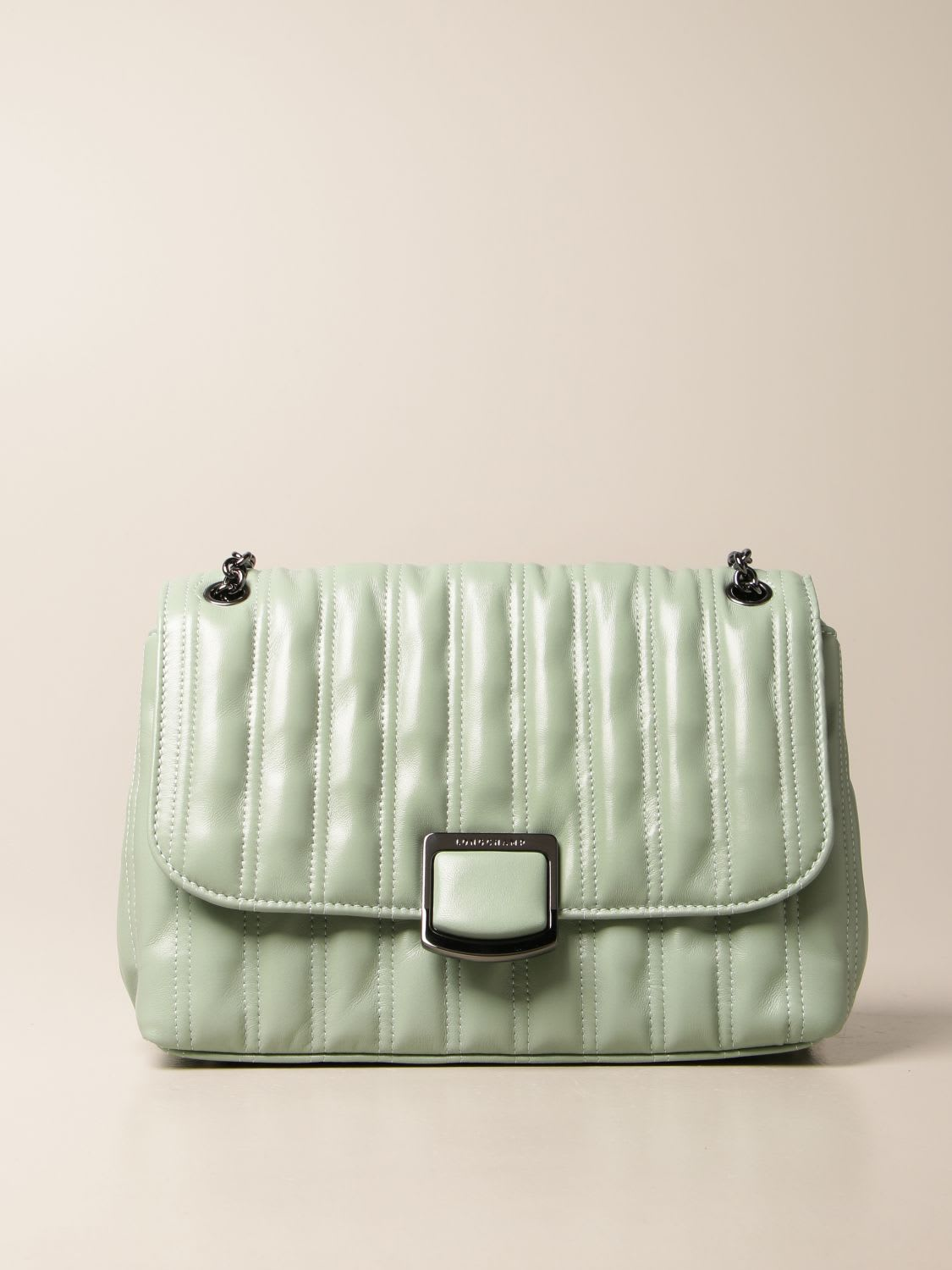 Longchamp BAG IN QUILTED LEATHER