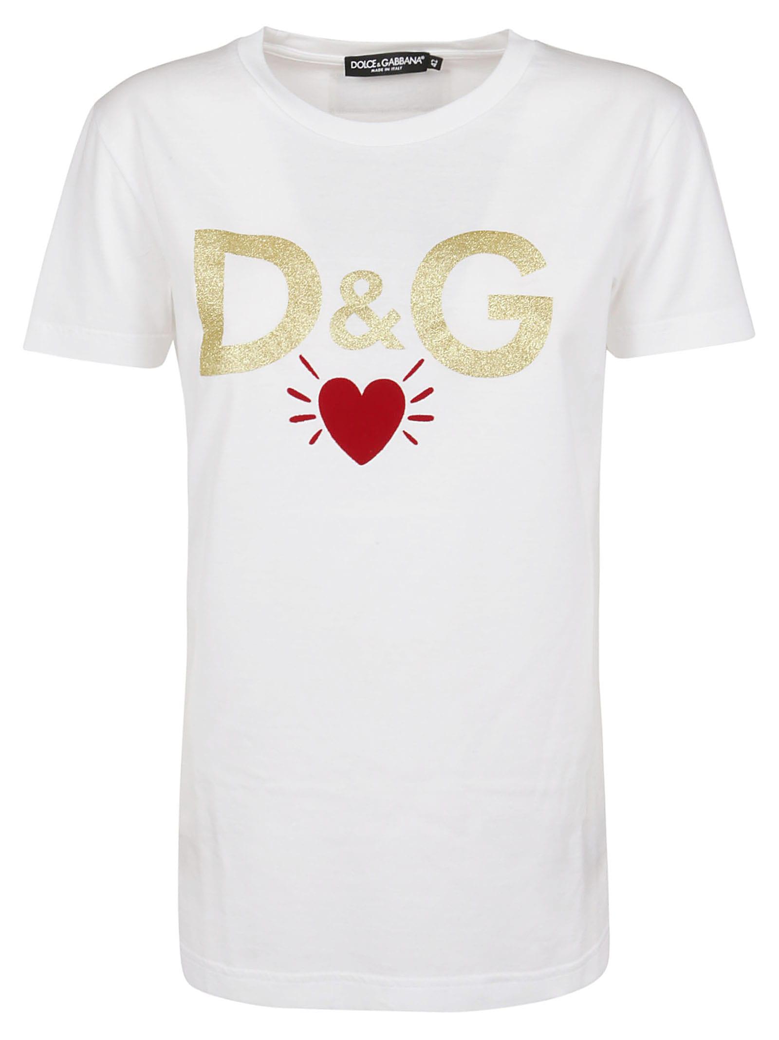 Dolce & Gabbana T-shirts SHORT SLEEVE T-SHIRT