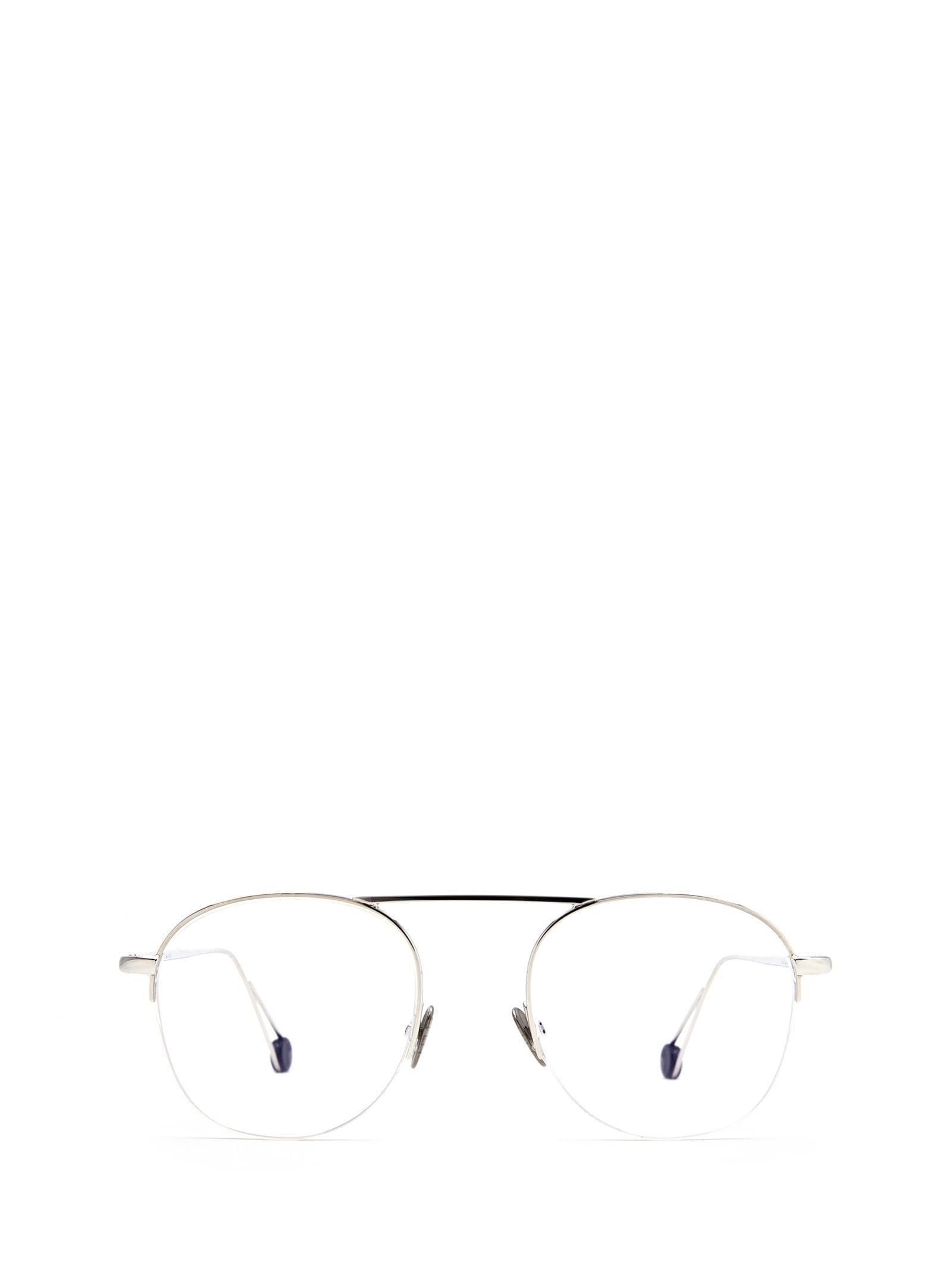 AHLEM Ahlem Voltaire White Gold Glasses