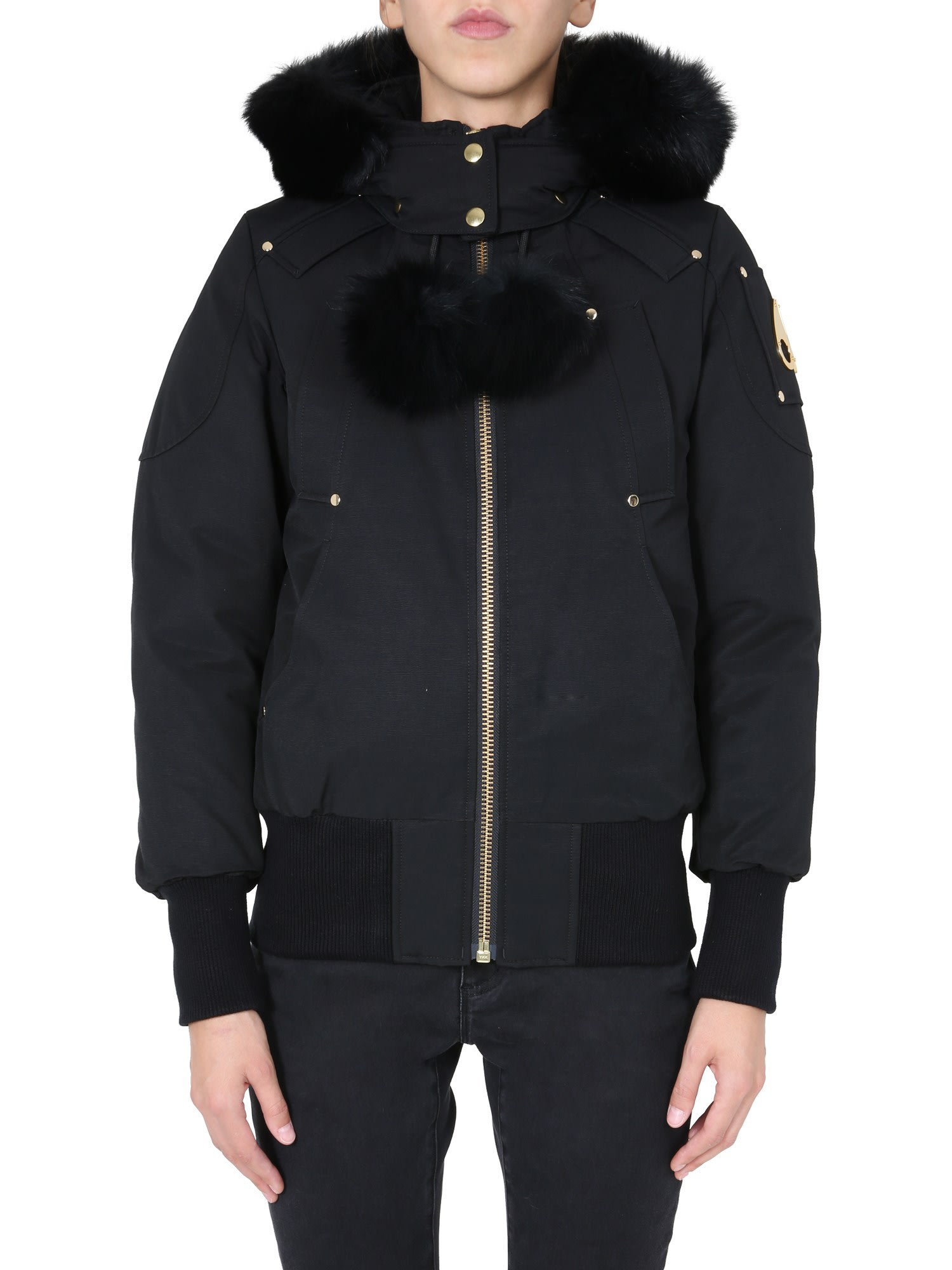 Moose Knuckles SAINTE FLAVIE BOMBER