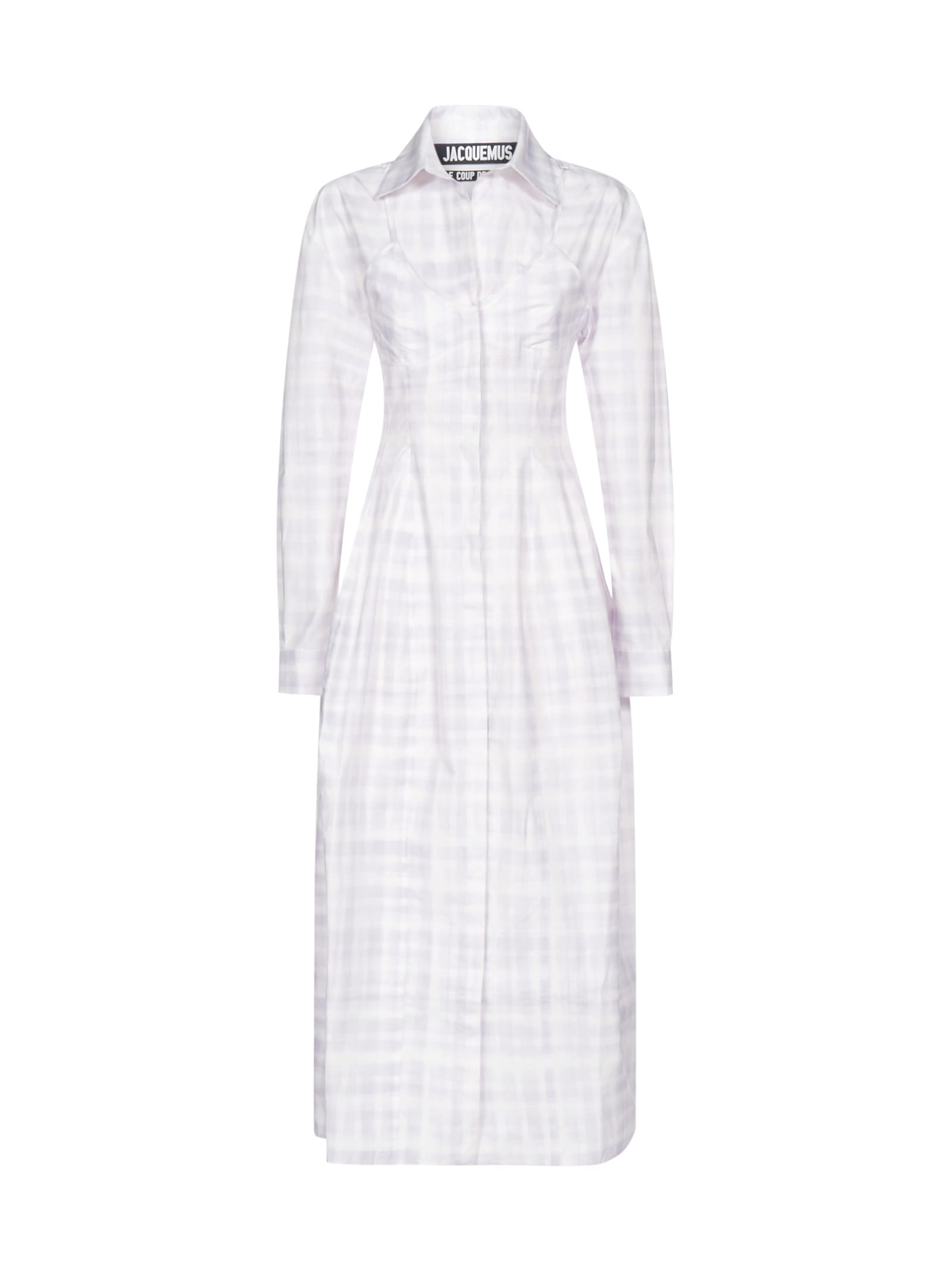 JACQUEMUS LA ROBE VALENSOLE DRESS