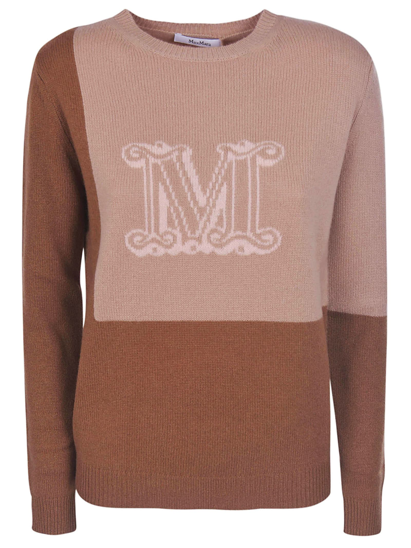 Max Mara Sweaters CAIMANO TOP