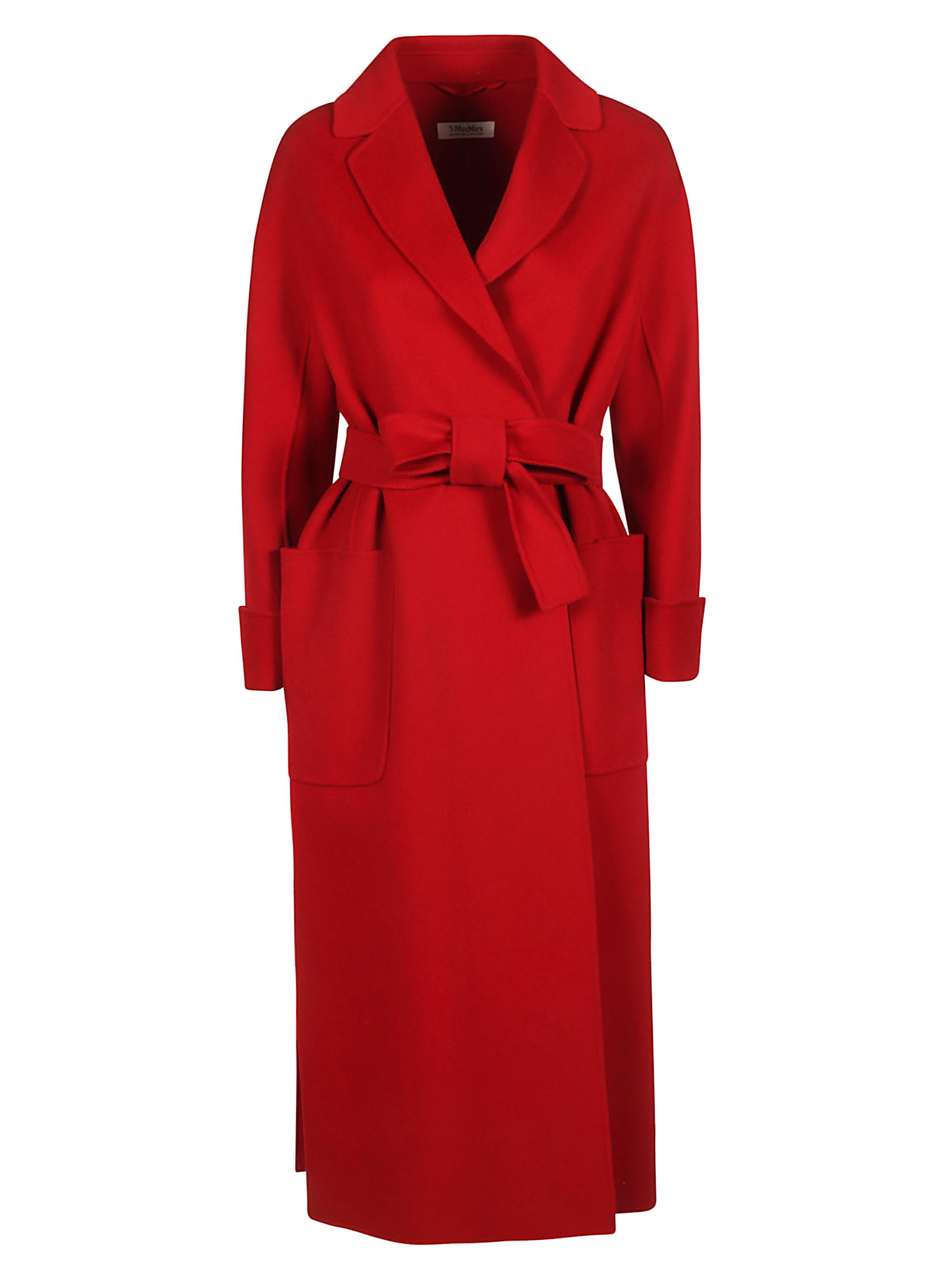 S Max Mara Here is The Cube Algeri Coat