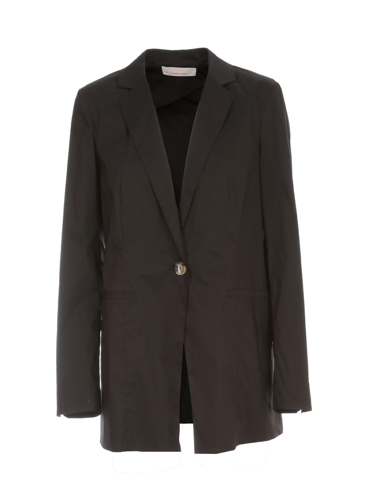 Long Jacket Poplin