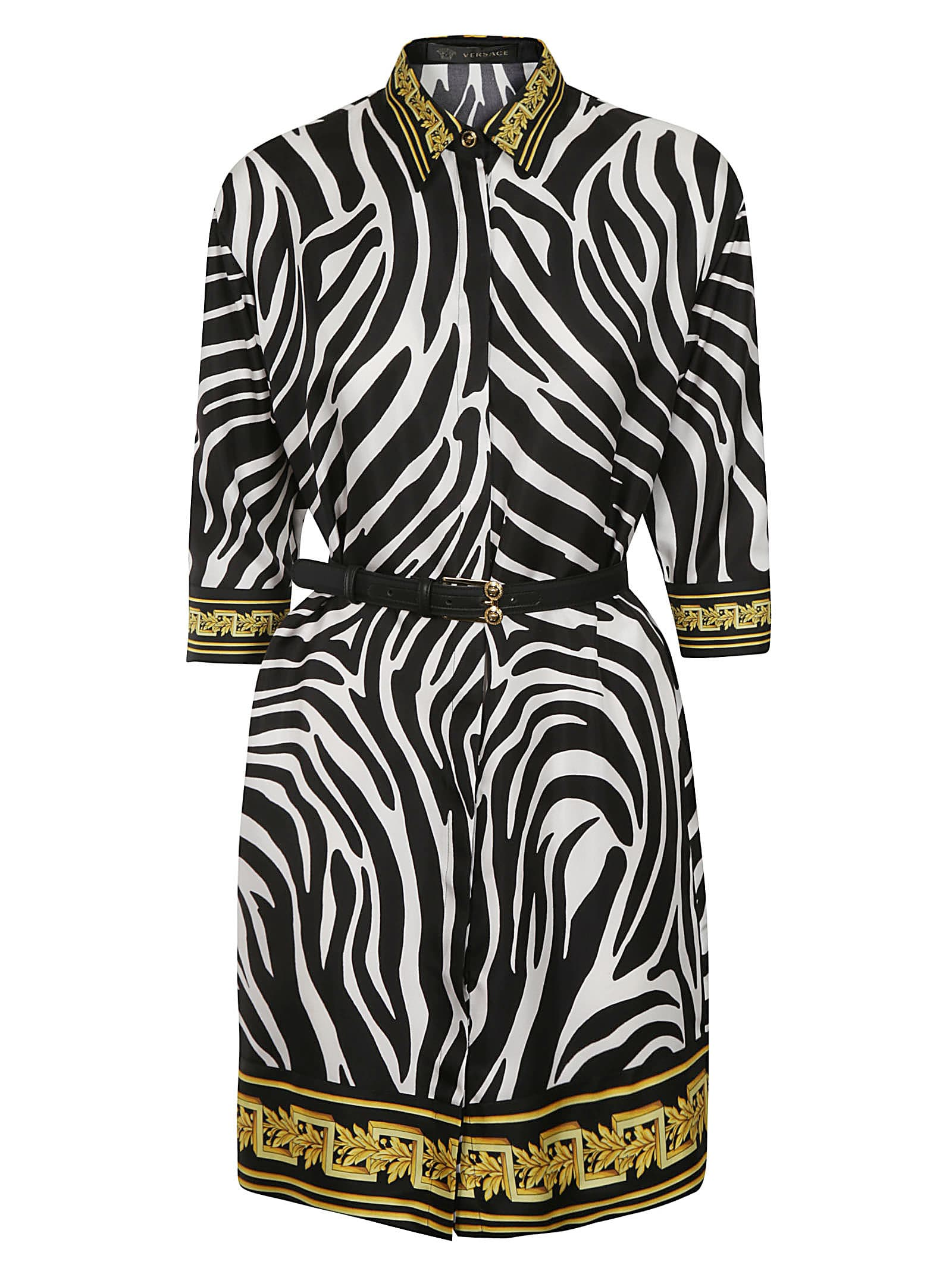 Versace Patterned Dress