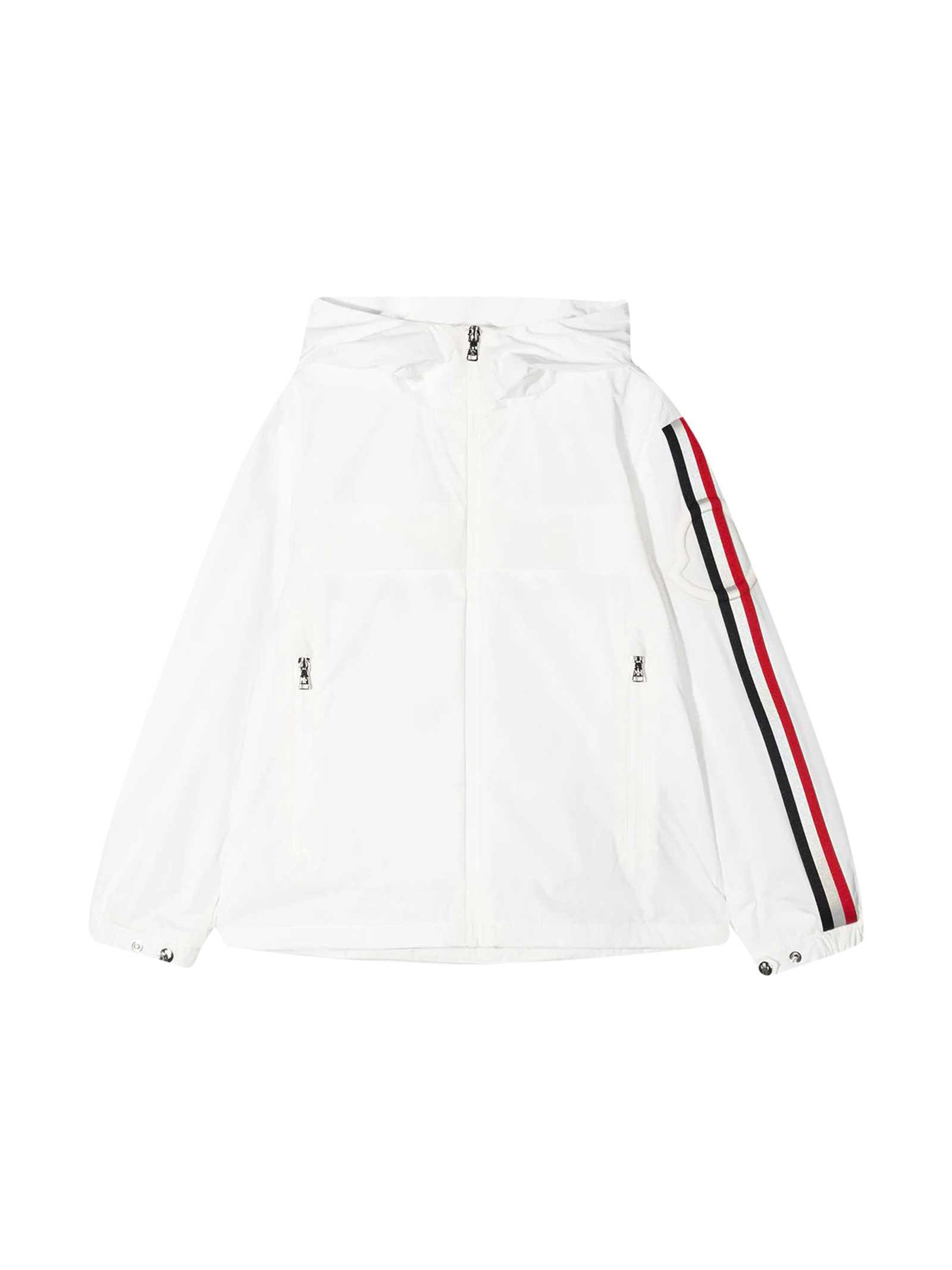 Moncler White Jacket