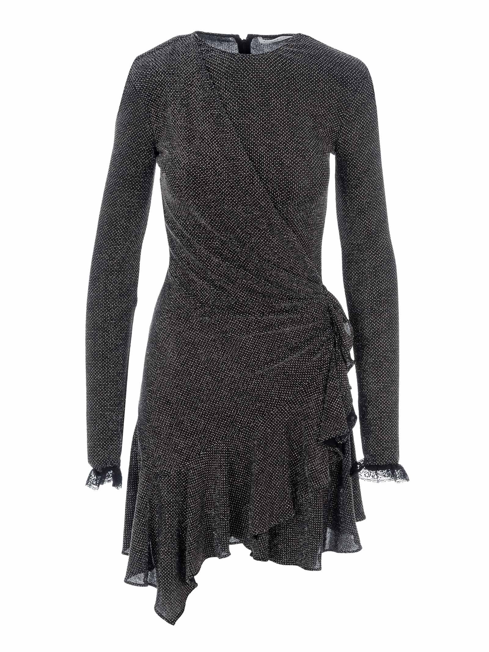Buy Philosophy Stud Details Mini Dress online, shop Philosophy di Lorenzo Serafini with free shipping