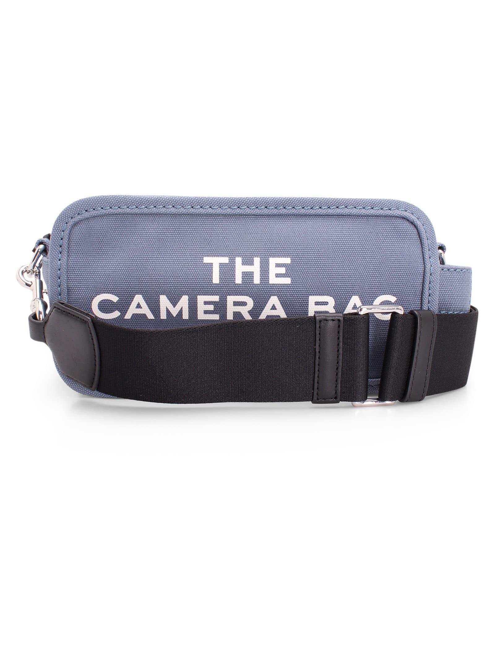 Marc Jacobs THE CAMERA BAG COTTON SHOULDER BAG
