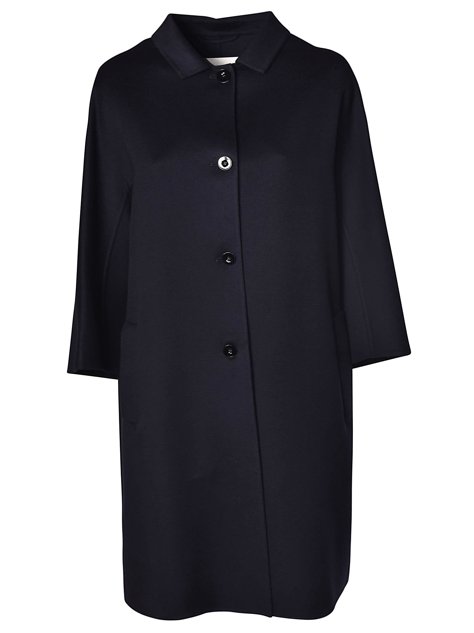 Jil Sander Single Breasted Coat