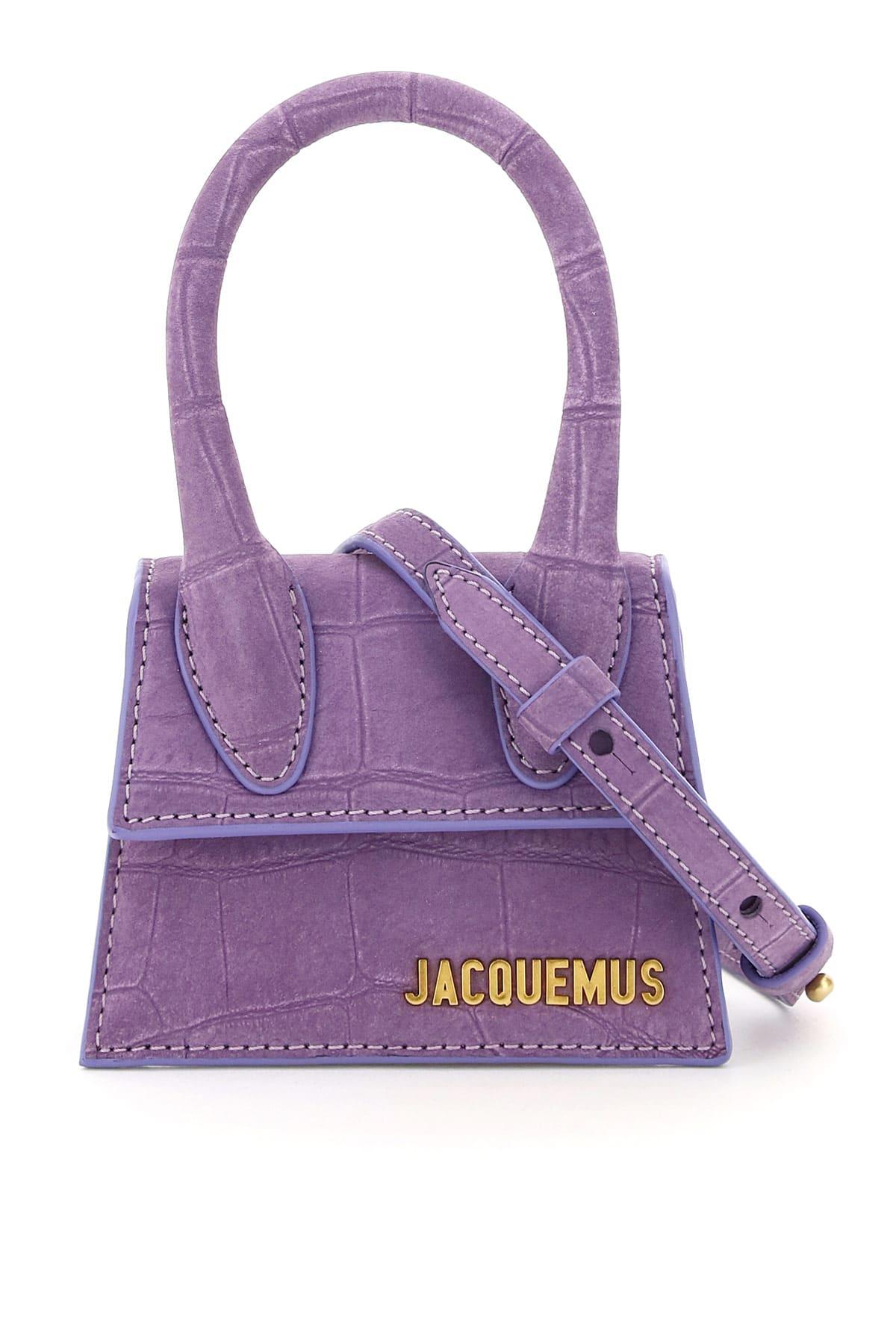 Jacquemus Bags LE CHIQUITO MICRO BAG