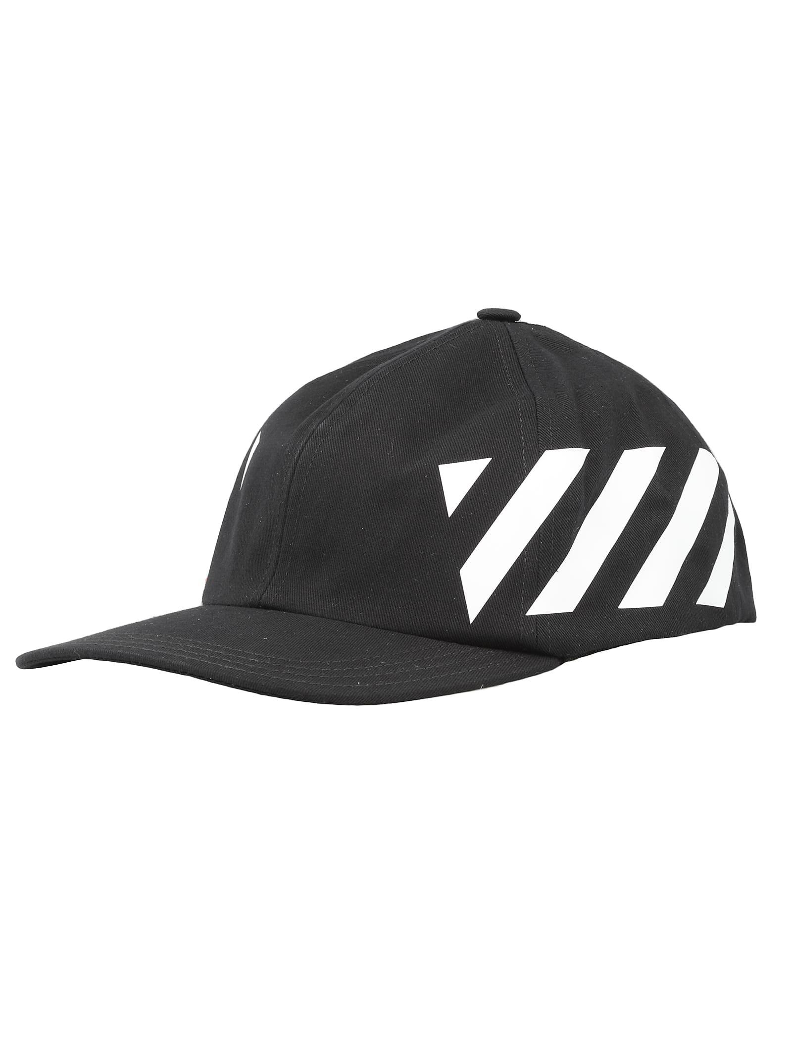 132c27340 Off-White Diag Baseball Cap