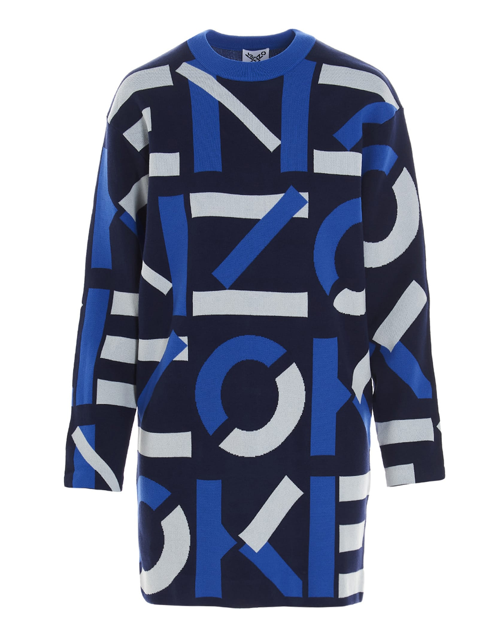 Buy Kenzo monogram Dress online, shop Kenzo with free shipping