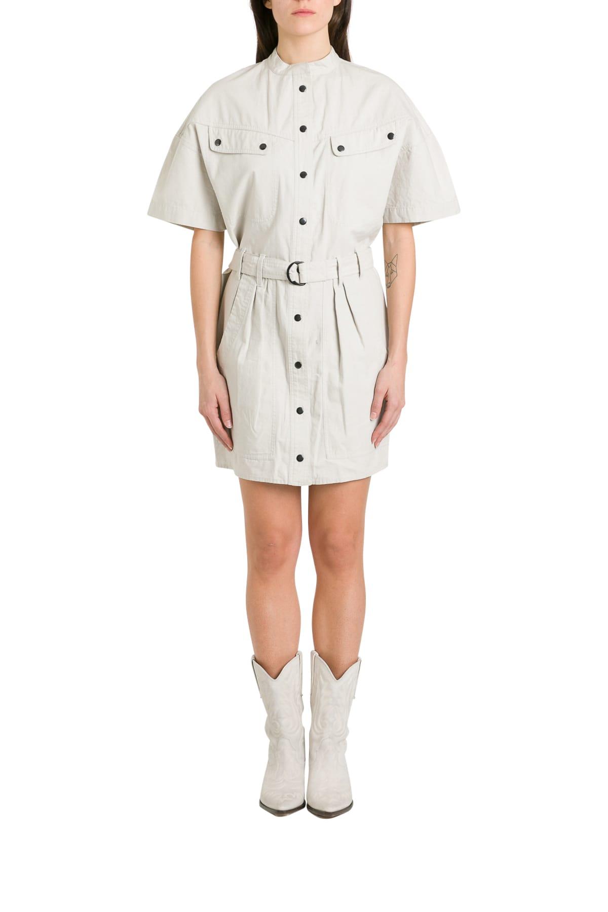 Buy Isabel Marant Étoile Zolina Pinafore Dress online, shop Isabel Marant Étoile with free shipping