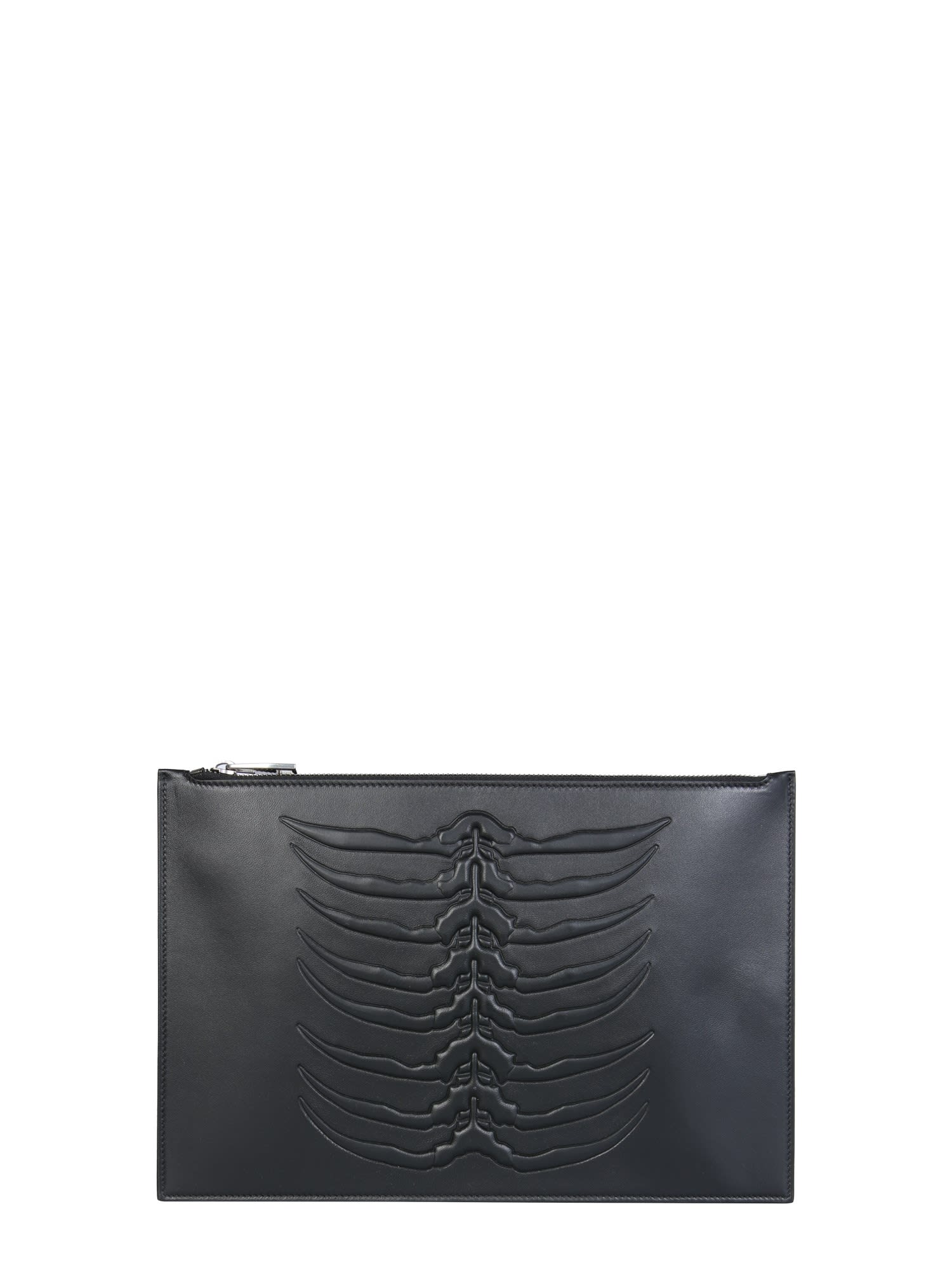 Alexander Mcqueen POUCH WITH LOGO