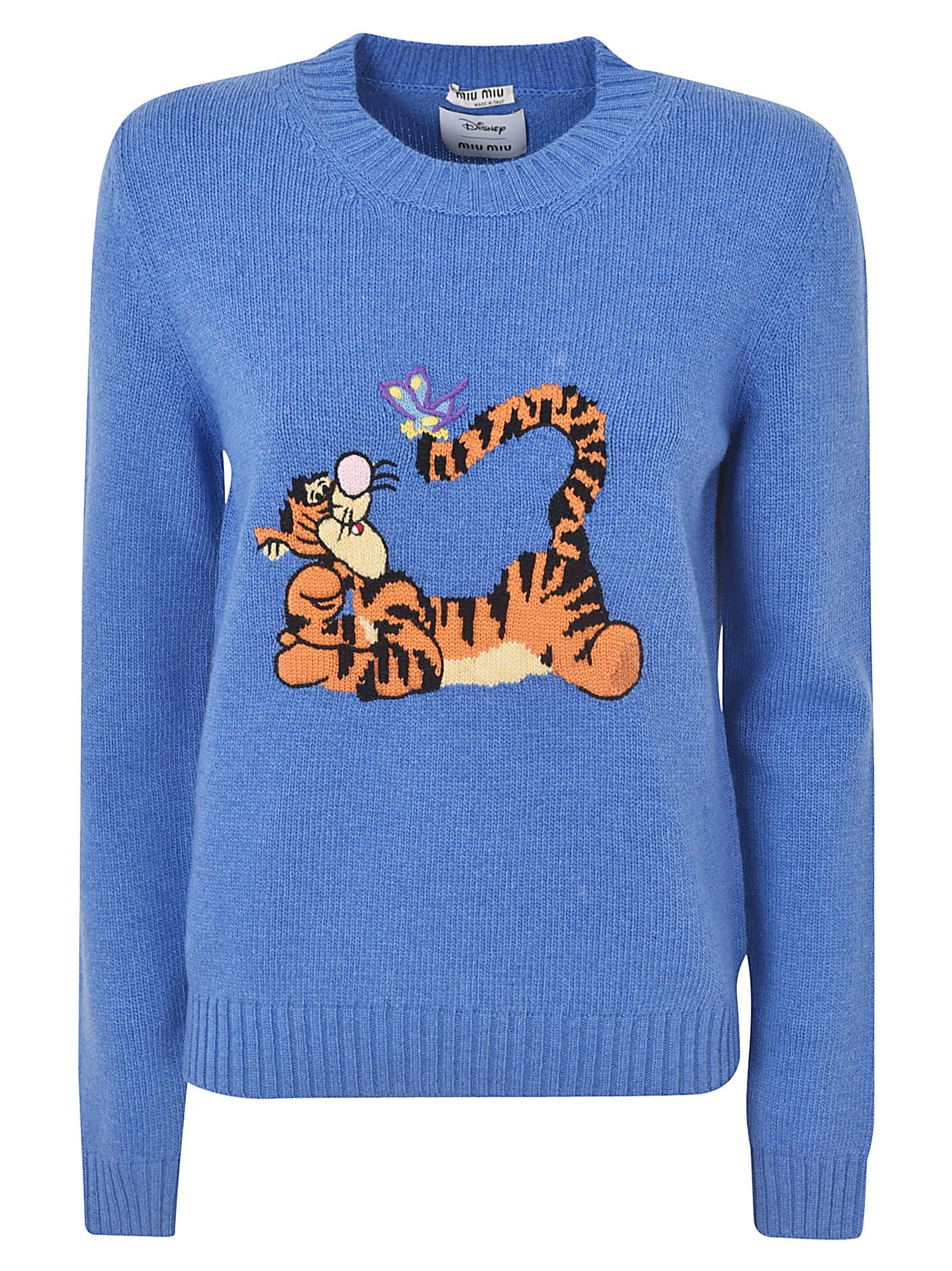 Miu Miu Tiger Sweater