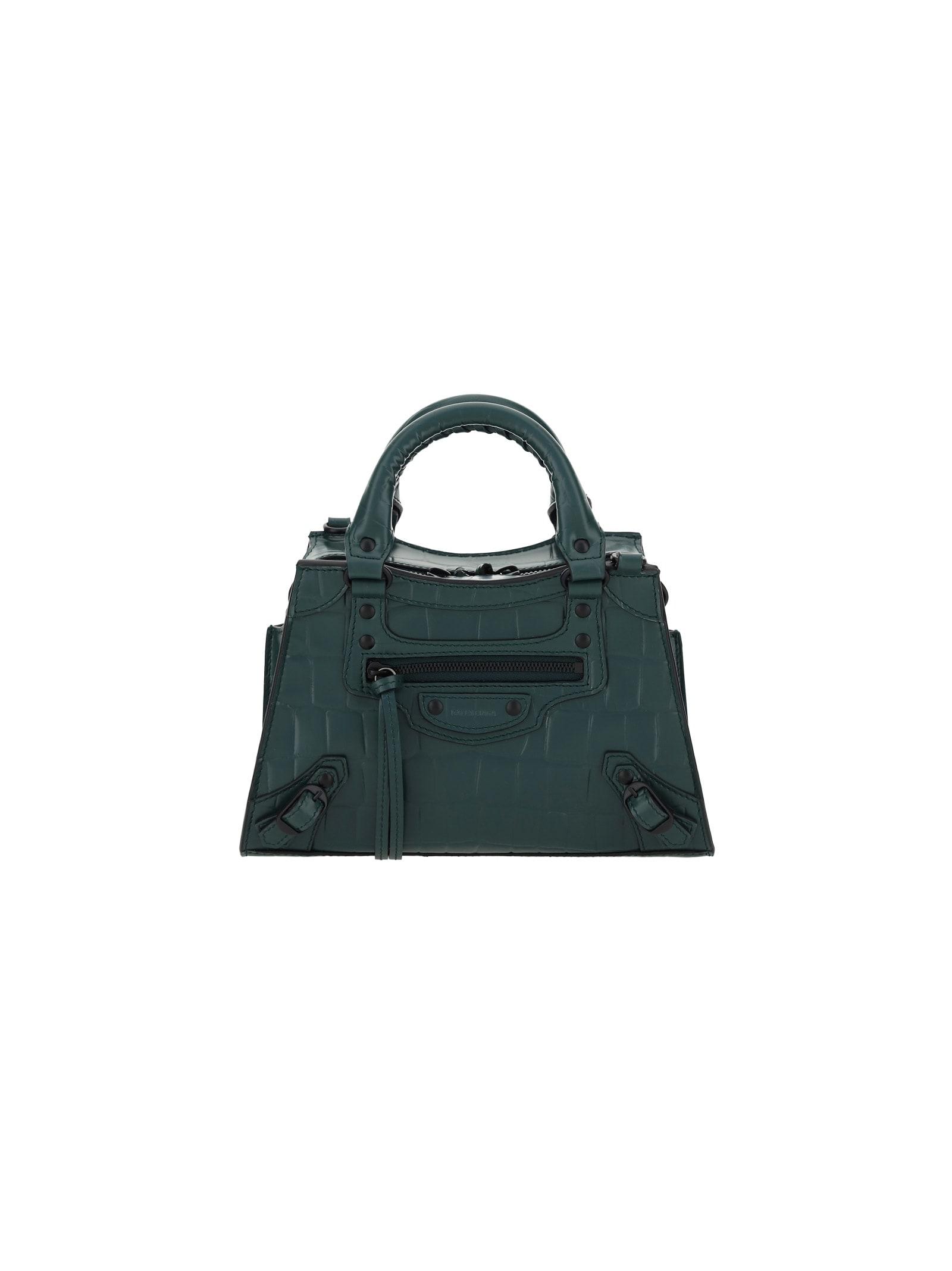 Balenciaga Neo Classic City Mini Aj Handbag