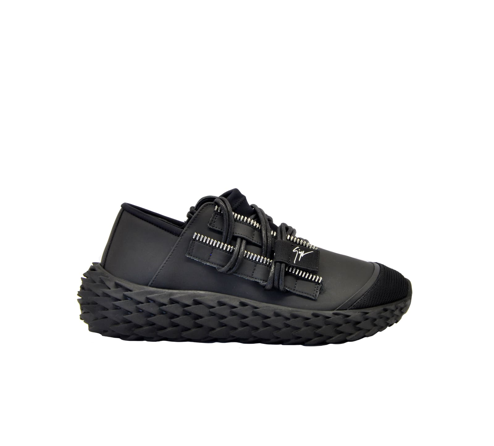 new arrivals newest selection luxury fashion Best price on the market at italist | Giuseppe Zanotti Giuseppe Zanotti  Sneakers Nero Urchin