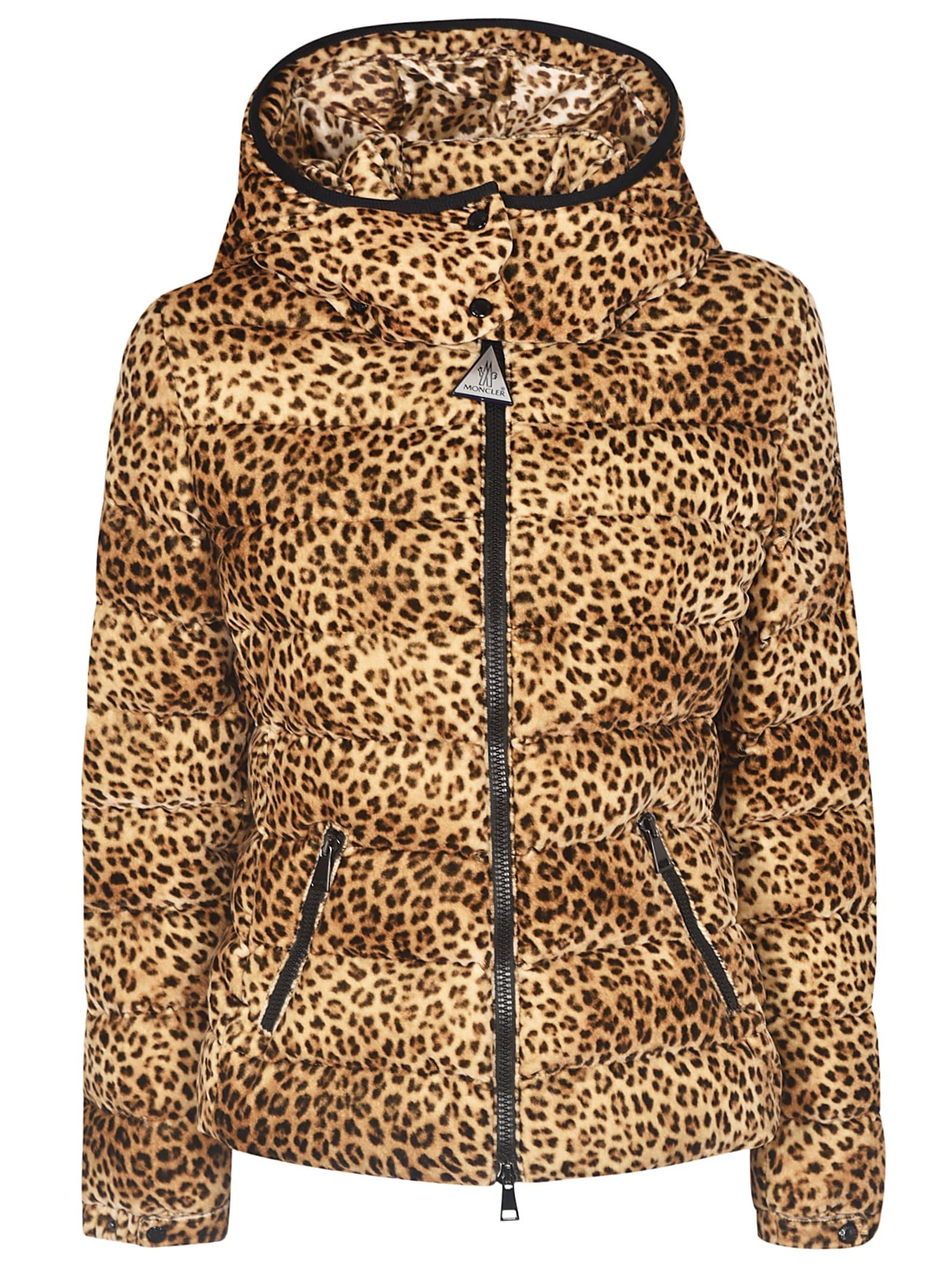 Moncler Bady Zipped Jacket