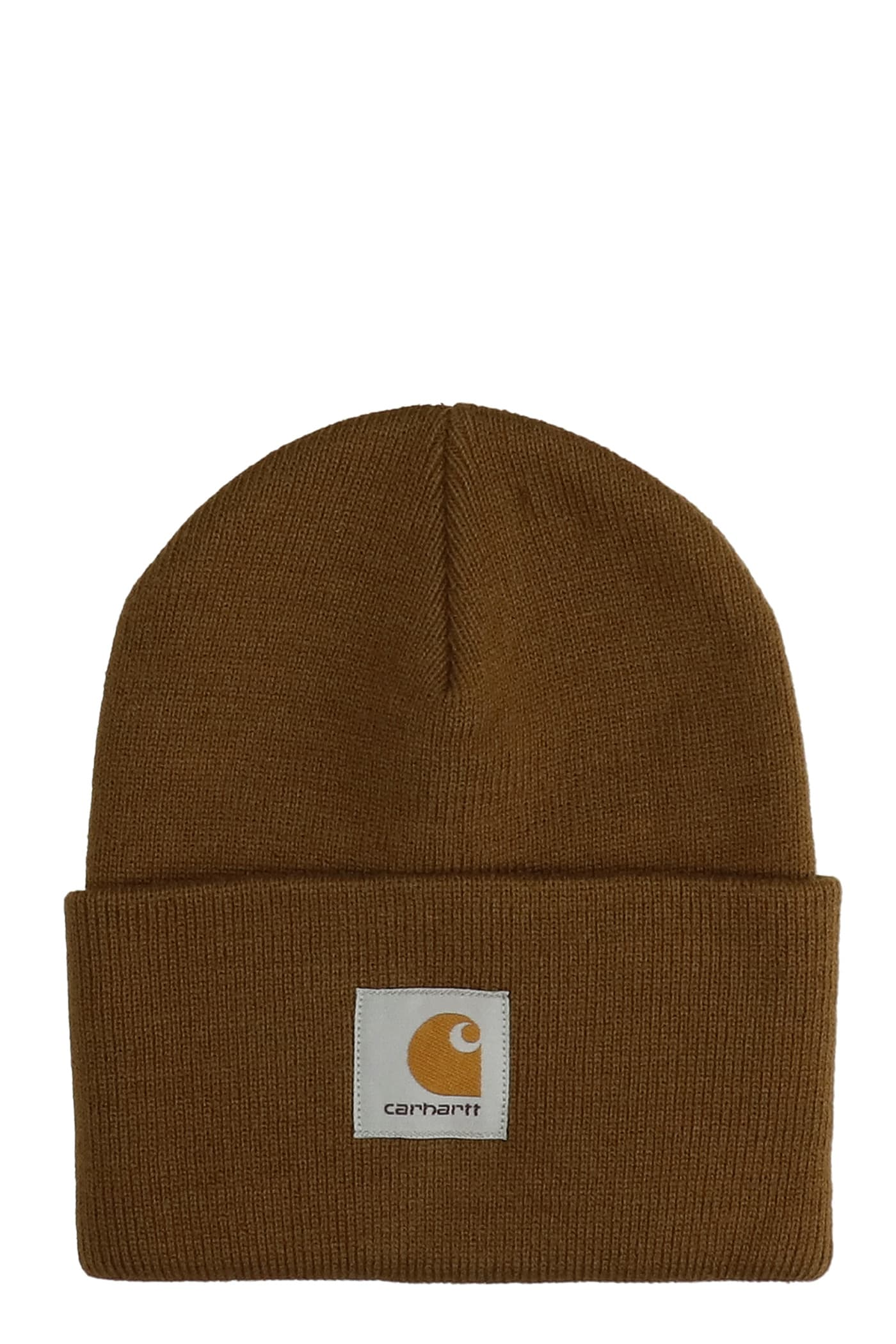 Hats In Brown Acrylic