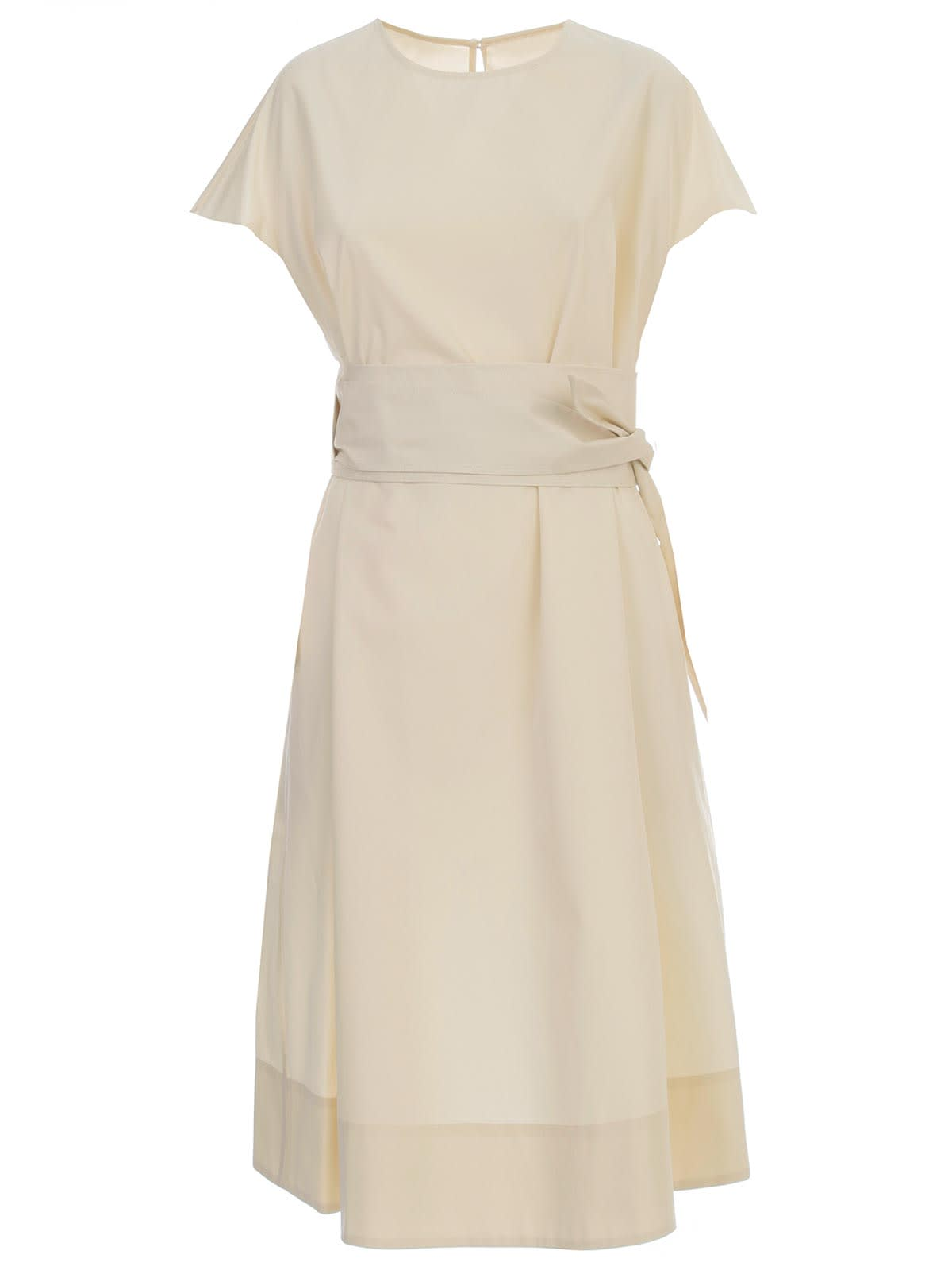 Buy Aspesi Dress S/s W/kimono Belt online, shop Aspesi with free shipping
