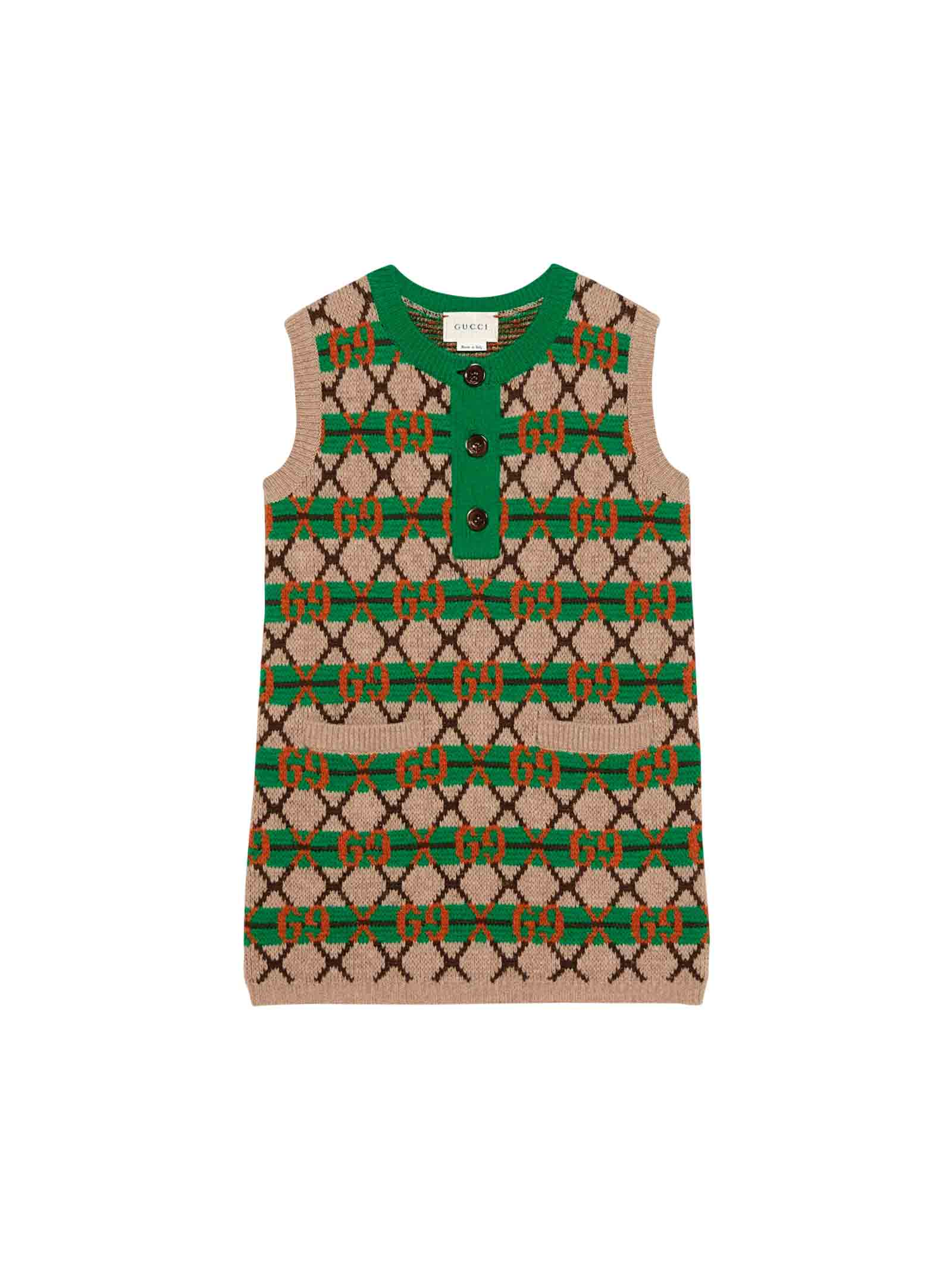 Gucci Sand Dress