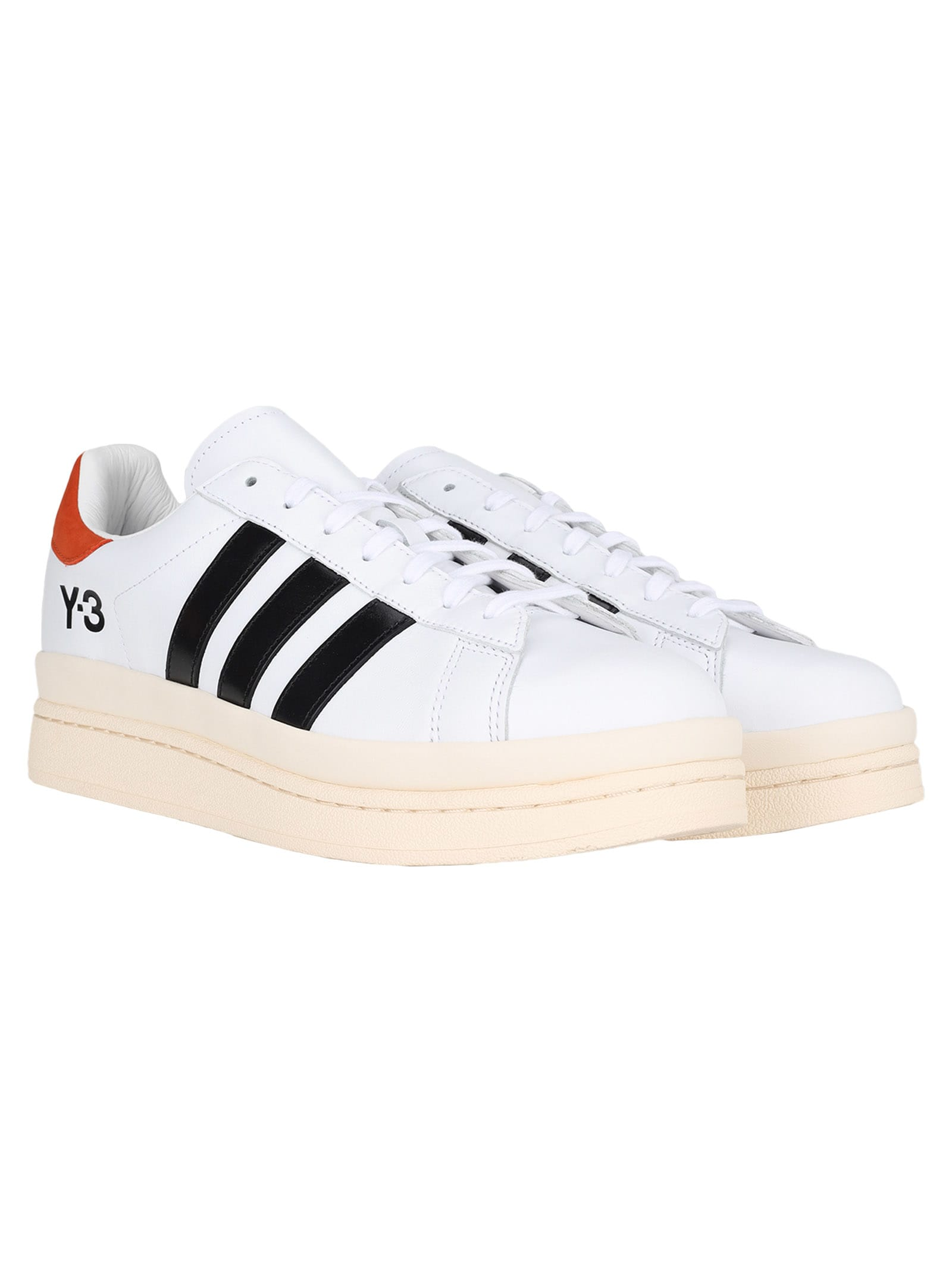 Cheap And Nice Adidas Y3 Hicho Low-top Sneakers - Great Deals