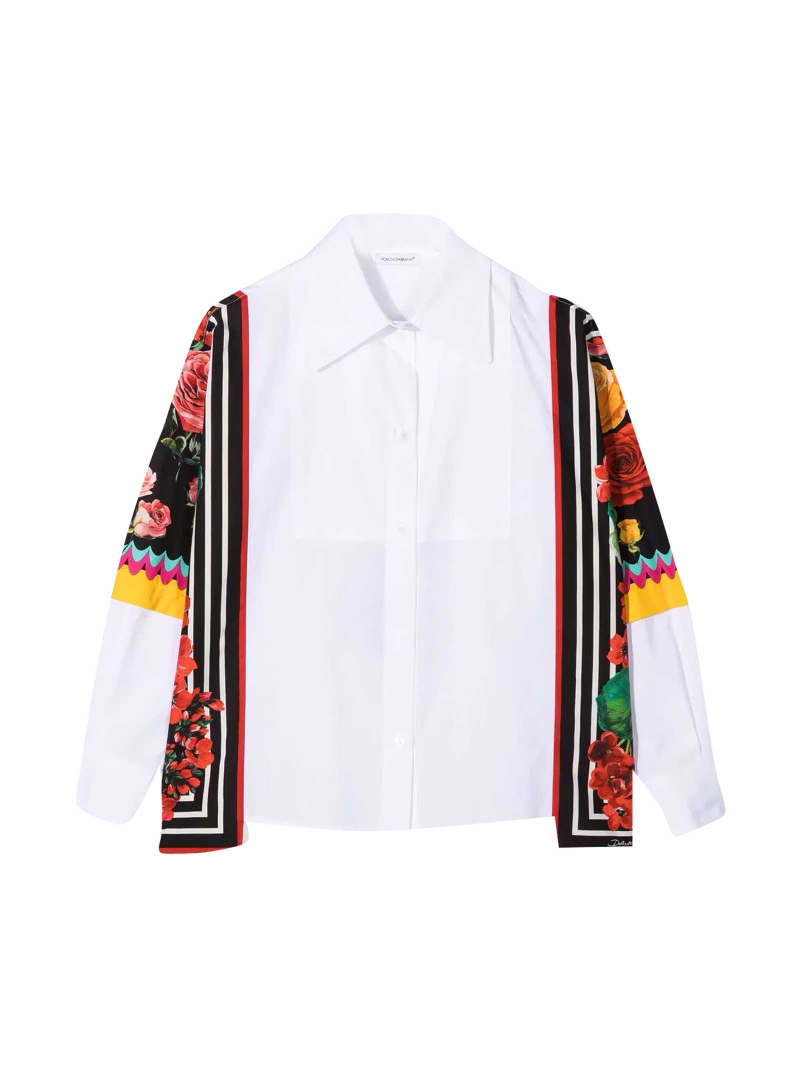 Dolce & Gabbana Cottons WHITE SHIRT