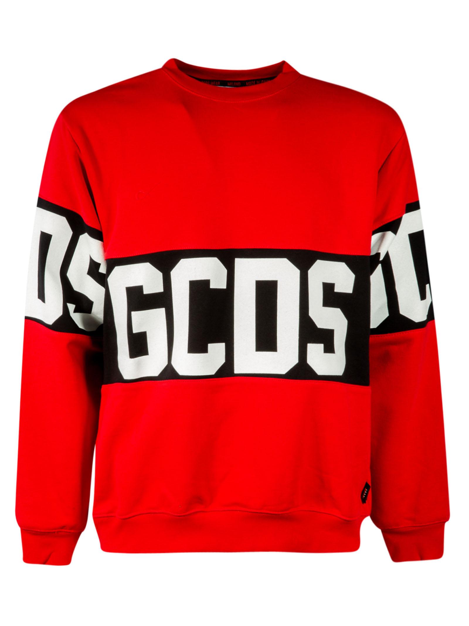 GCDS Mid-length Sweatshirt