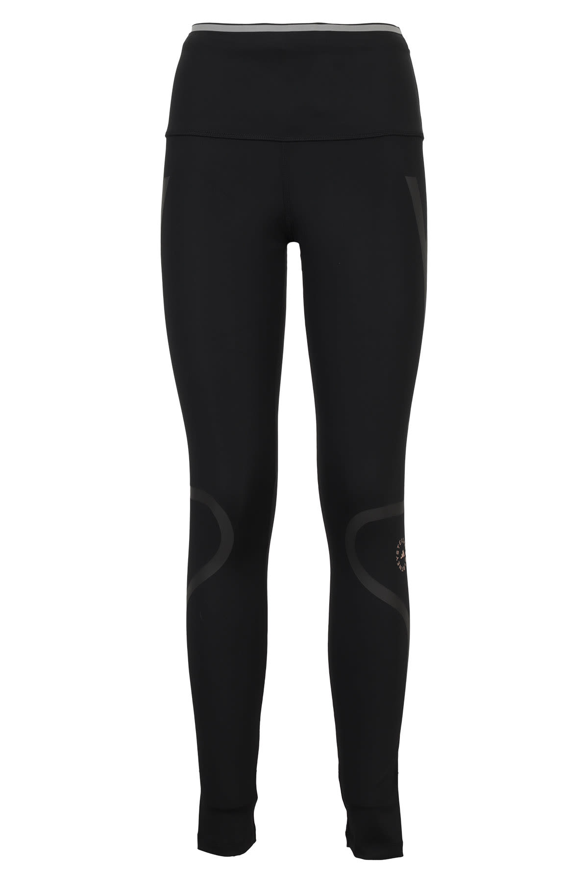 Adidas By Stella Mccartney Pants In Nero