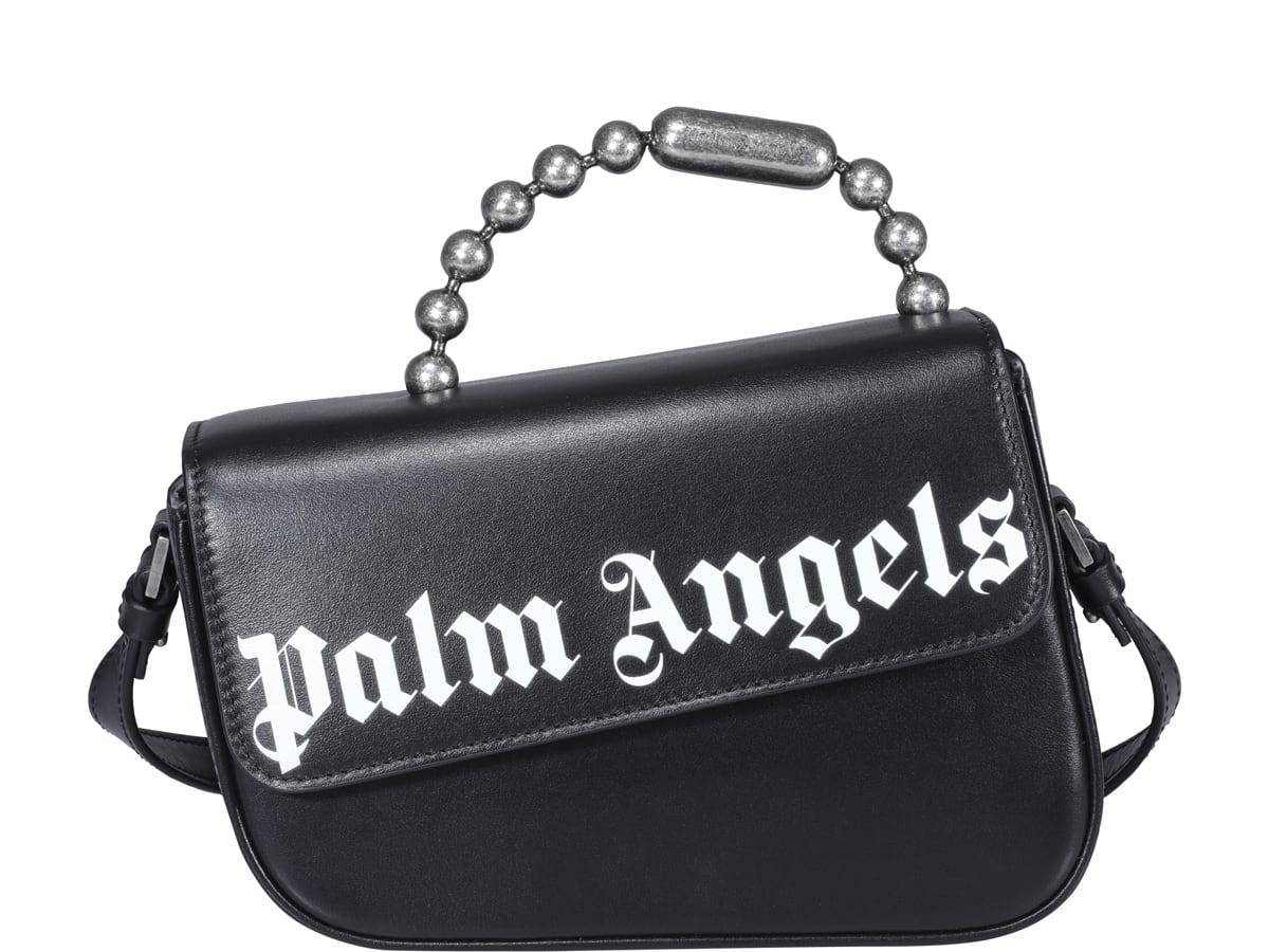 Palm Angels Crash Logo Crossbody Bag