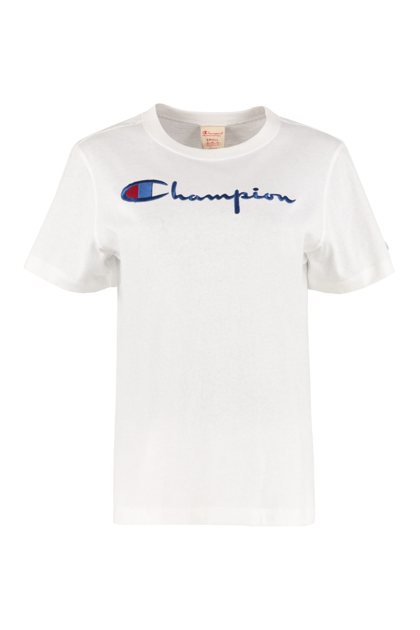 Champion Crew-neck Cotton T-shirt
