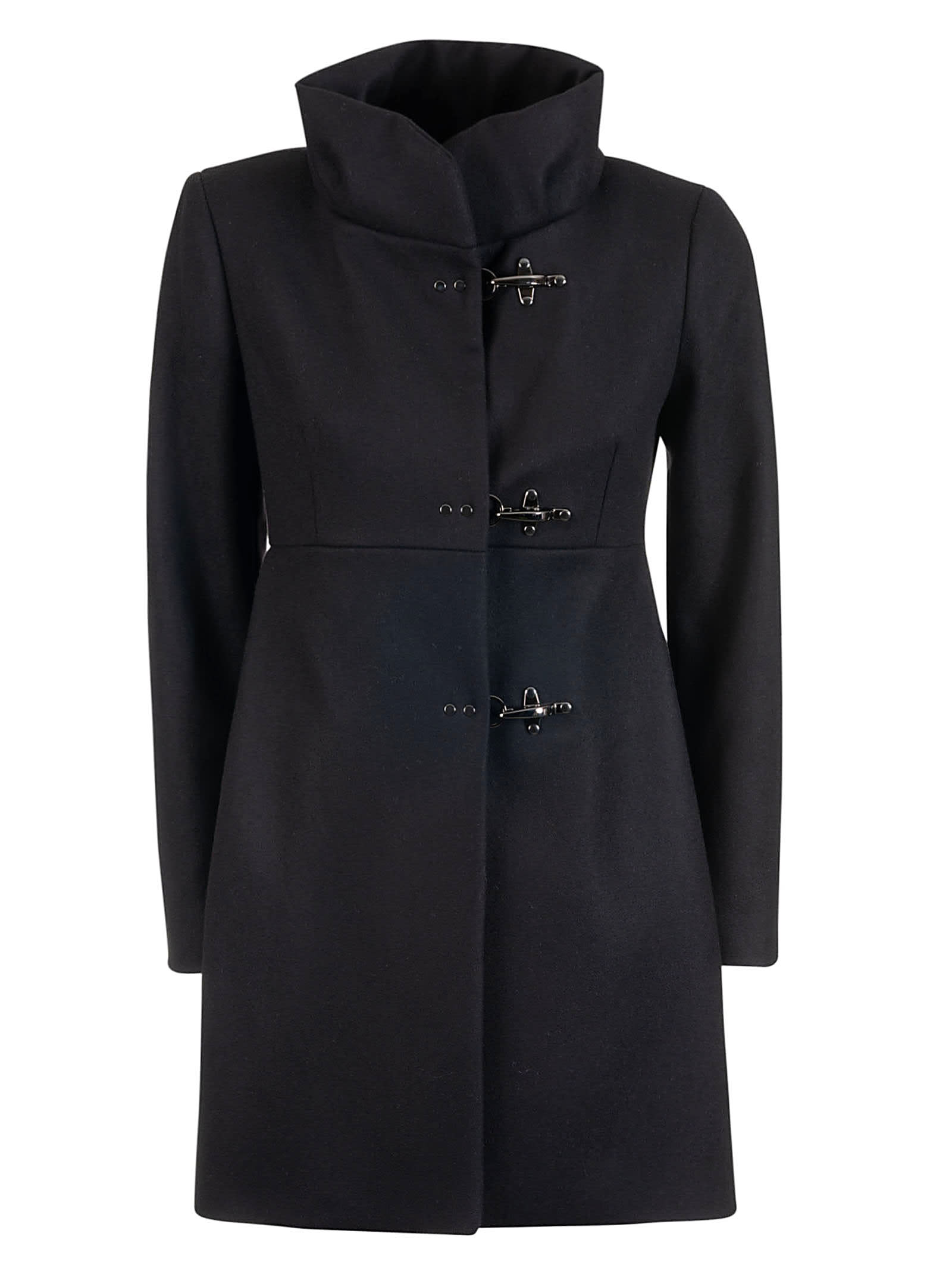 Fay High Neck Coat