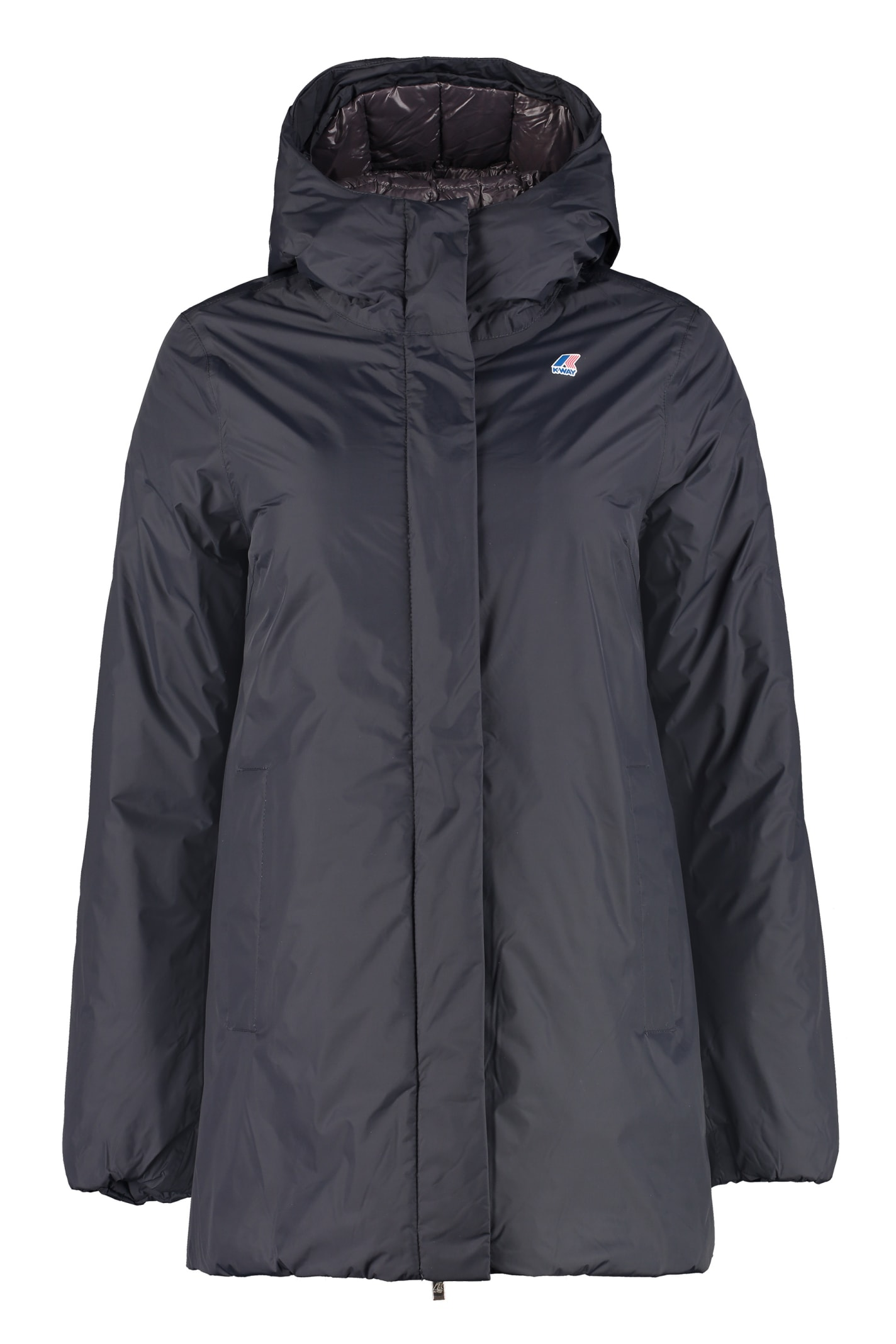 K-Way Sophie Thermo Plus Nylon Windbreaker-jacket