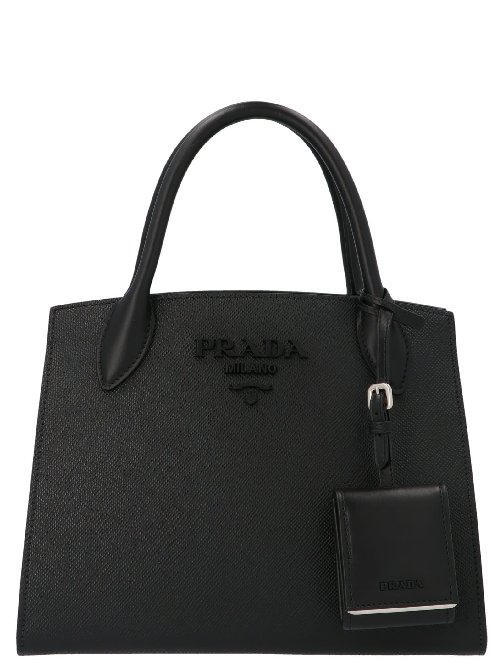 Prada monochrome Bag