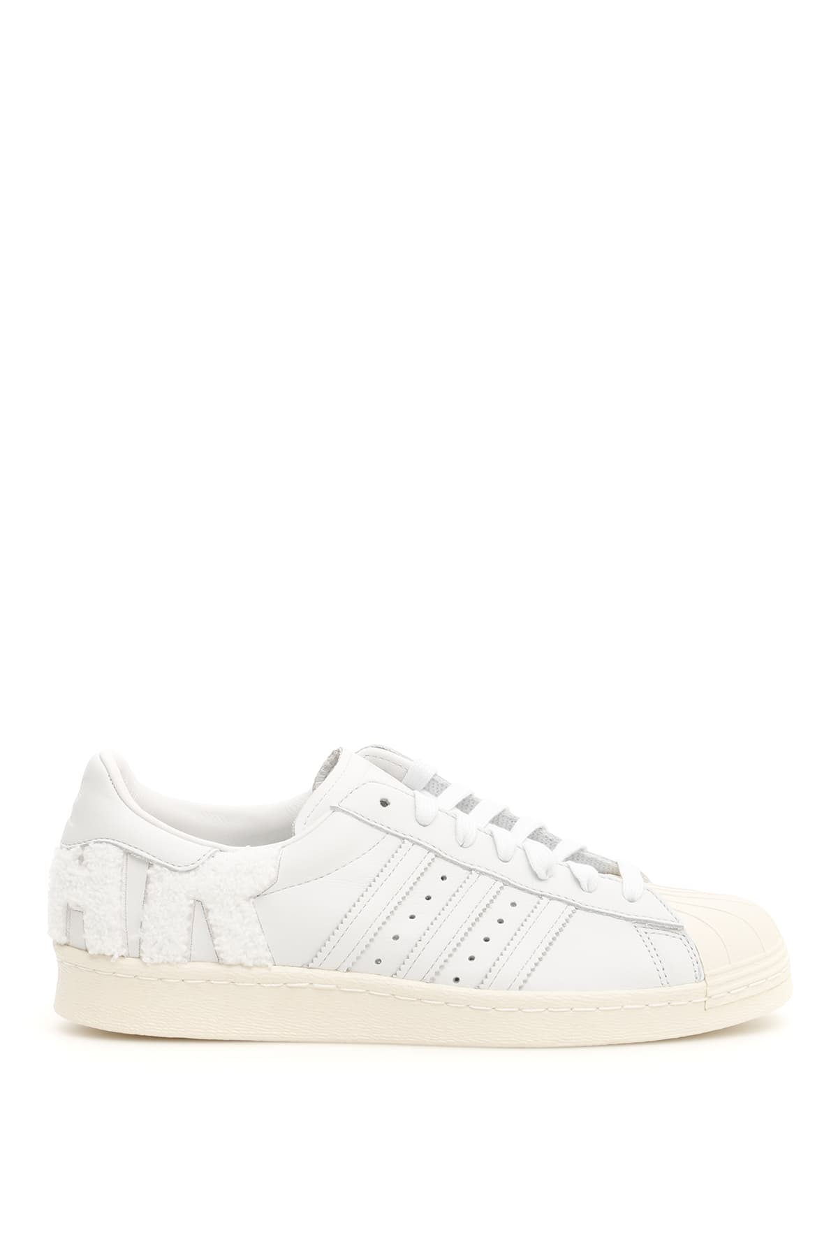 sale retailer c1a9c 54692 Adidas Adidas Superstar Sst 80s Sneakers - CRYSTAL WHITE OFF ...