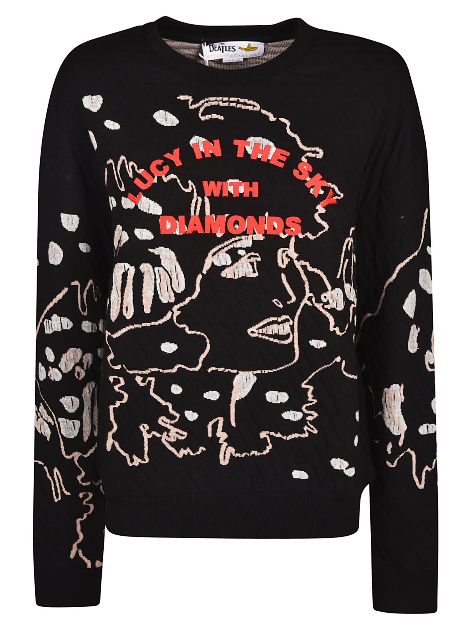 Stella McCartney Lucy Crew Neck Sweater