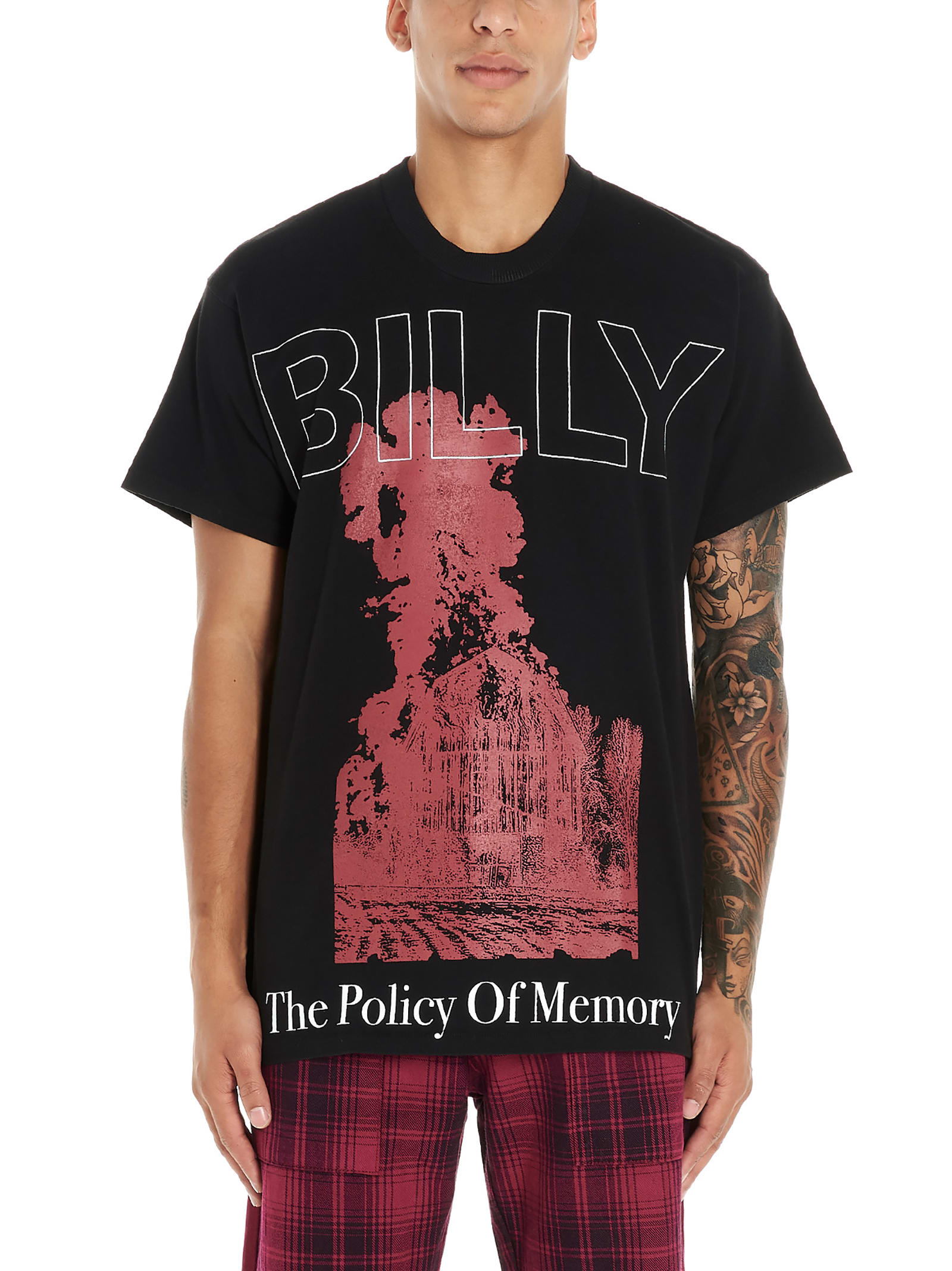 the Policy Of Memory T-shirt