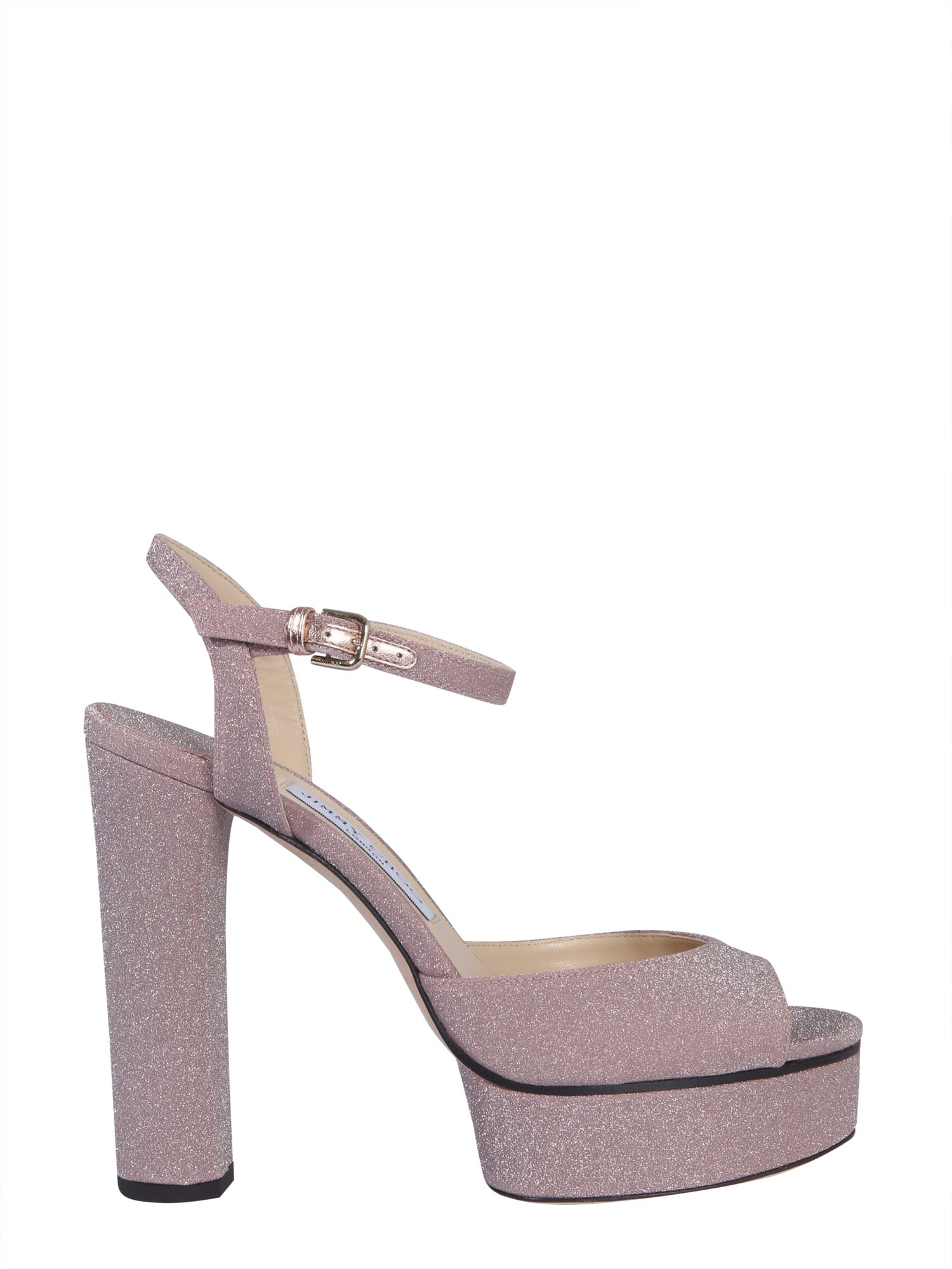 Buy Jimmy Choo Peachy Sandals online, shop Jimmy Choo shoes with free shipping