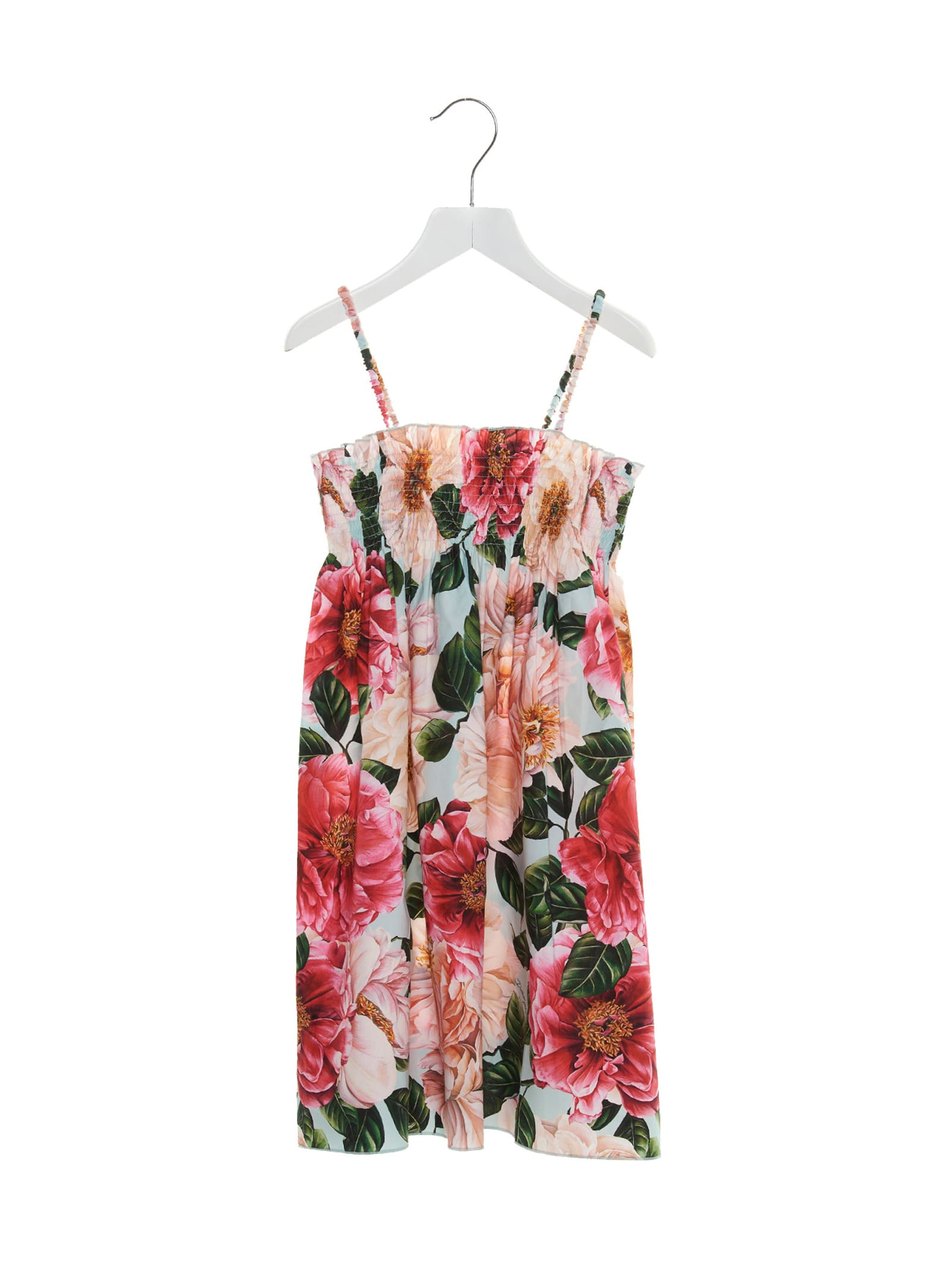 Buy Dolce & Gabbana camelie Dress online, shop Dolce & Gabbana with free shipping